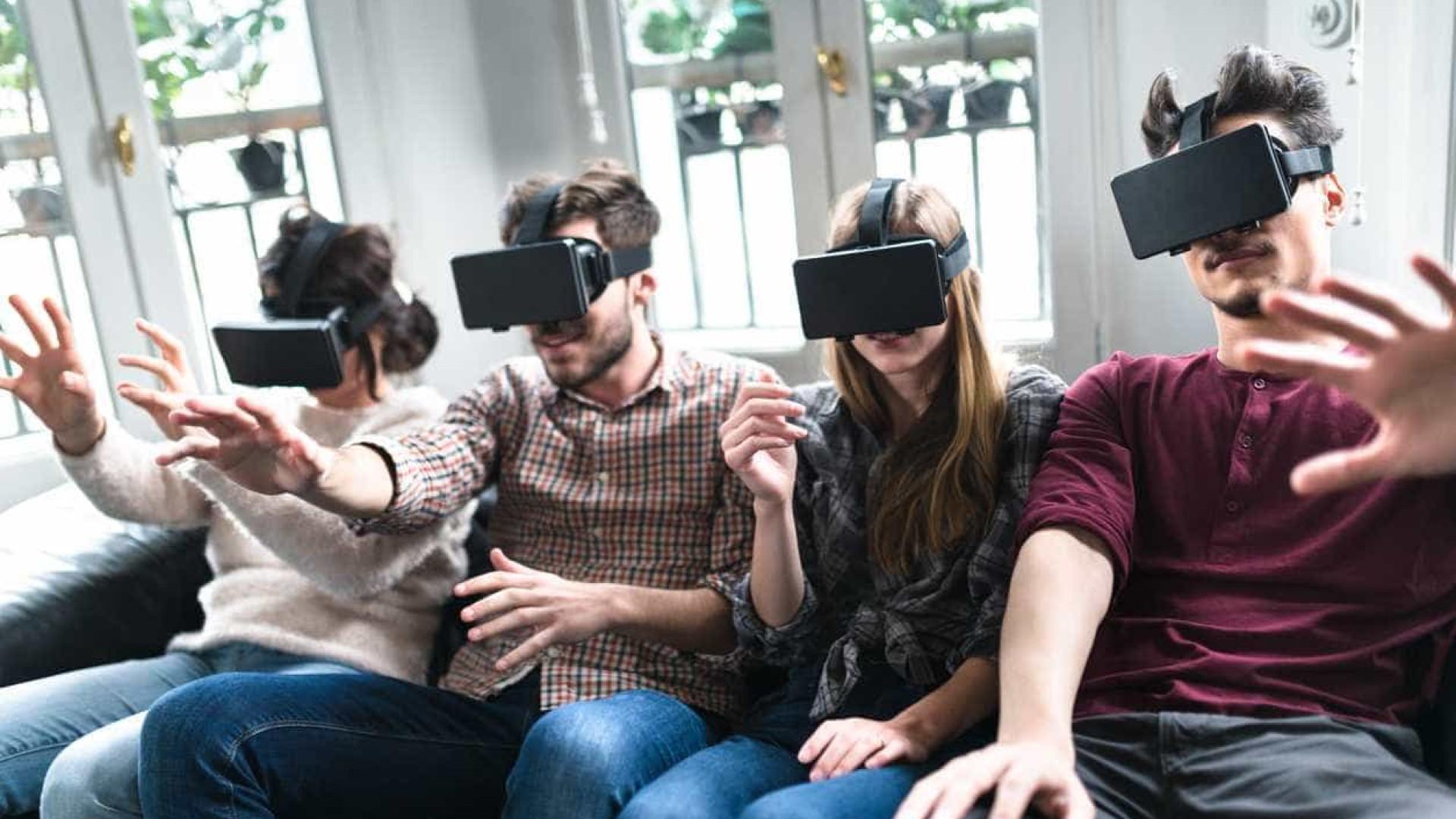 A realidade virtual não tem de ser desagradável. Saiba como não enjoar