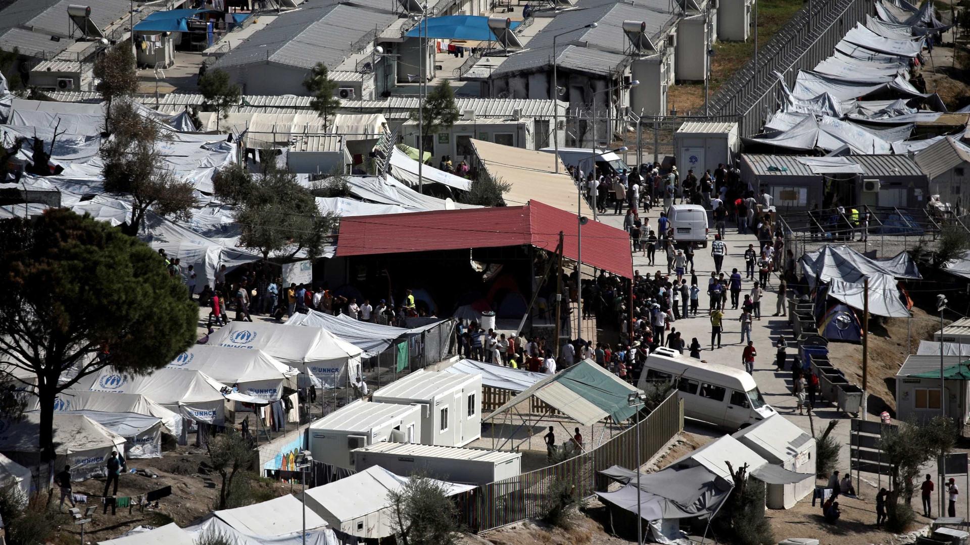 Eurodeputada questiona CE devido a violações em campo de refugiados
