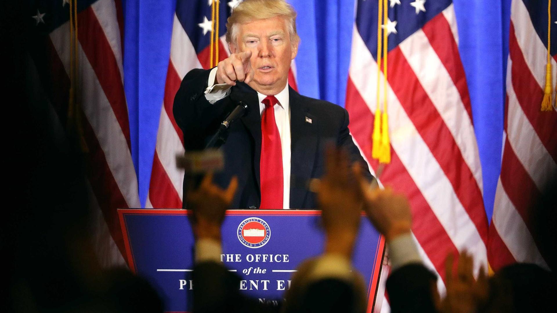 De Nova Iorque para o mundo: Trump abriu 'janela' para o futuro