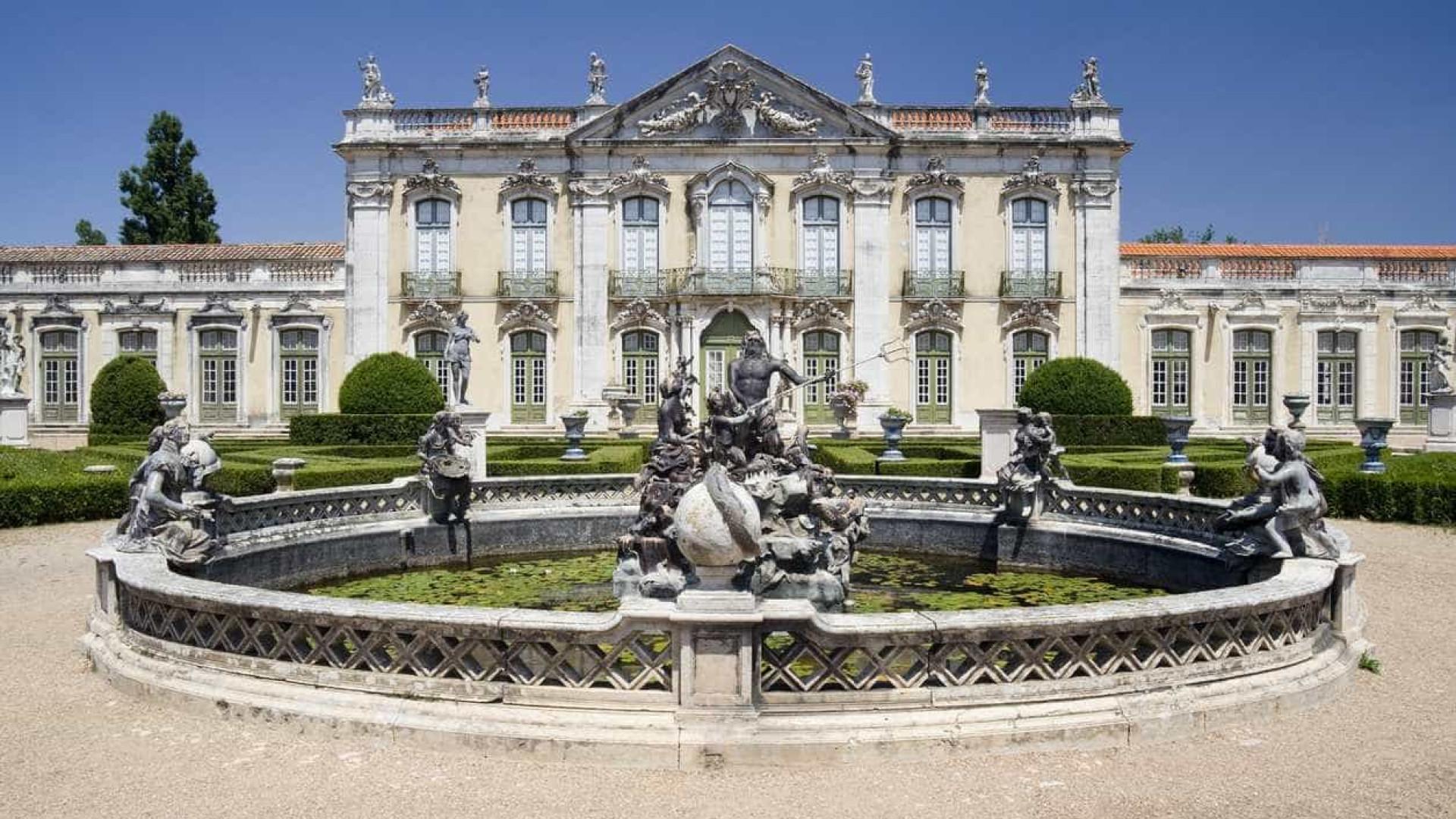 Lista de compras da rainha Carlota Joaquina no  Palácio de Queluz