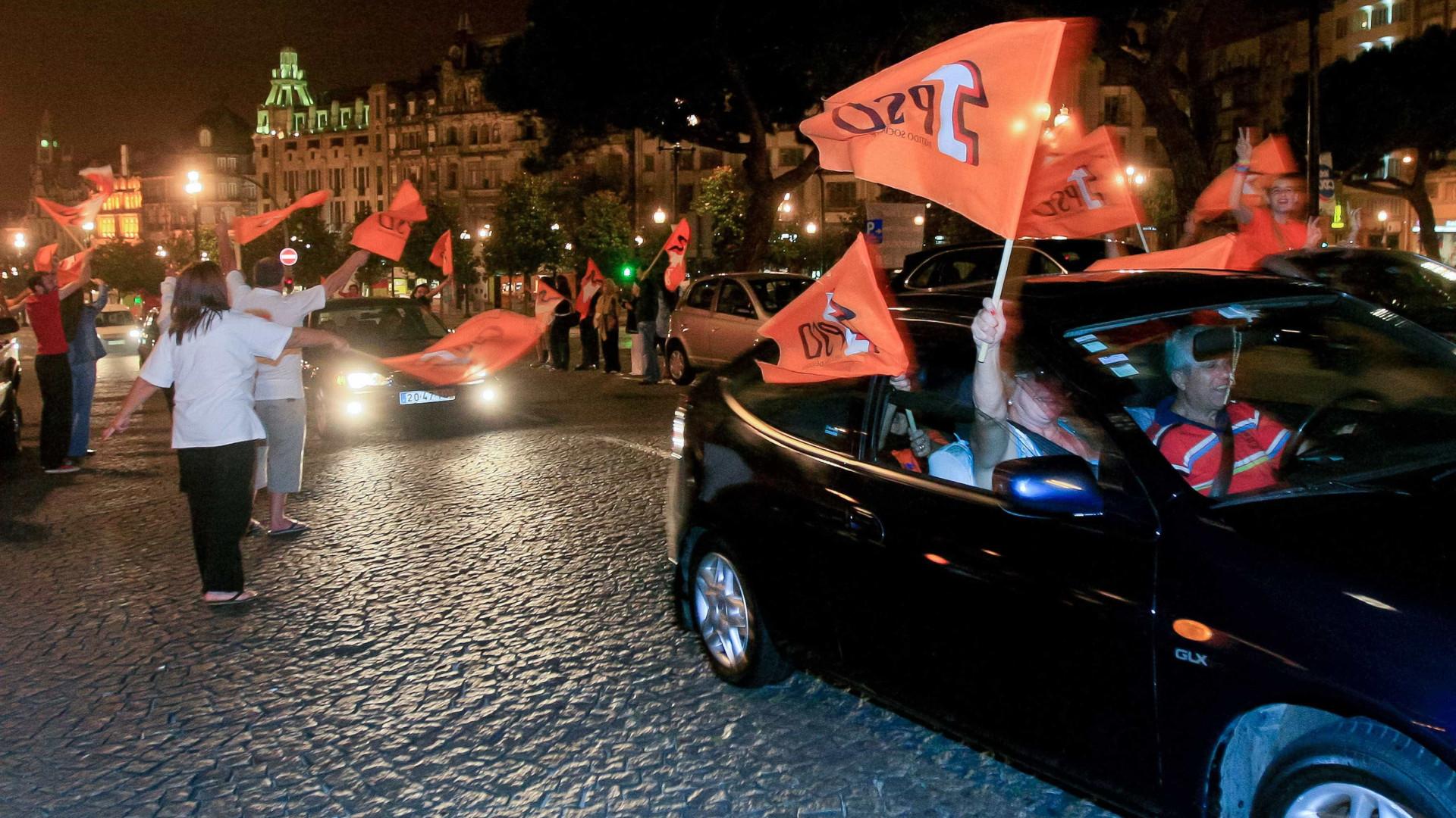 Presidente interino do PSD-Lisboa pede a Passos eleições na concelhia