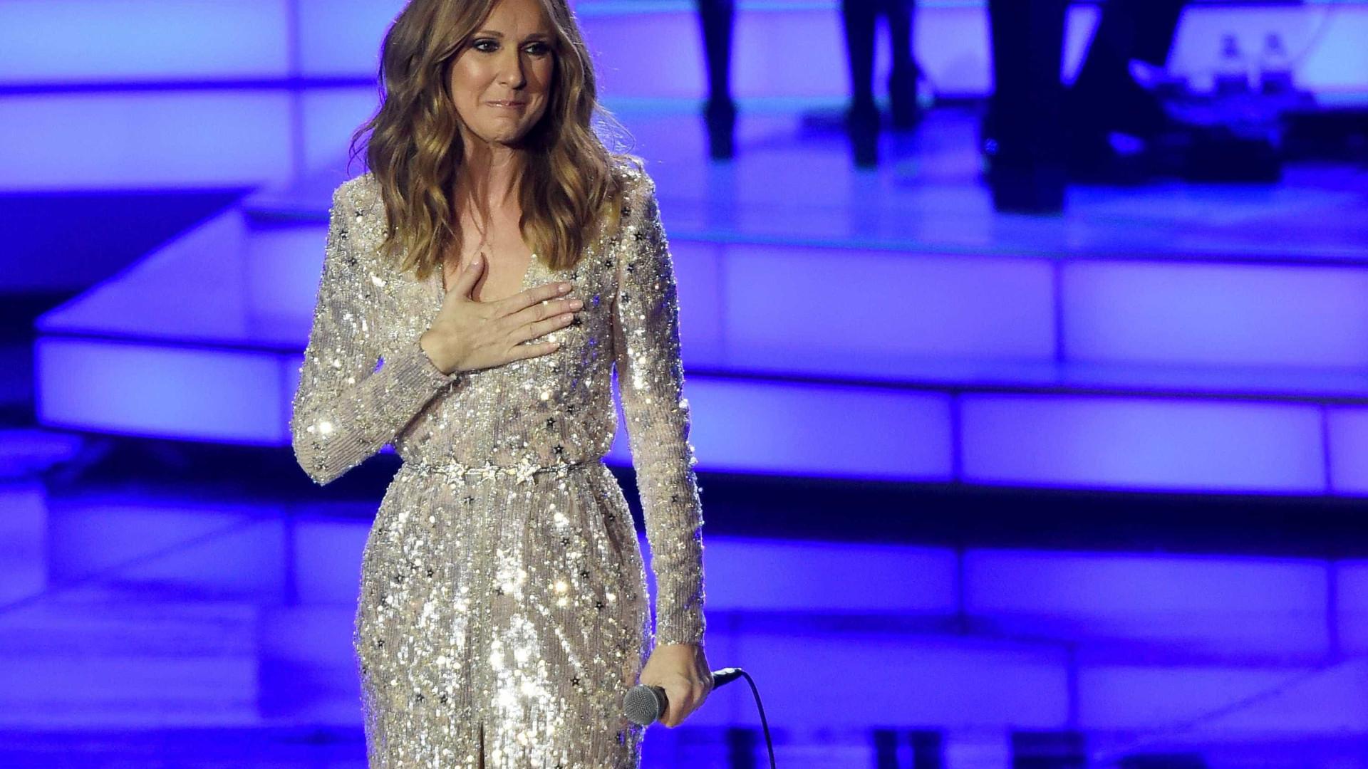Saúde obriga Céline Dion a cancelar espetáculos