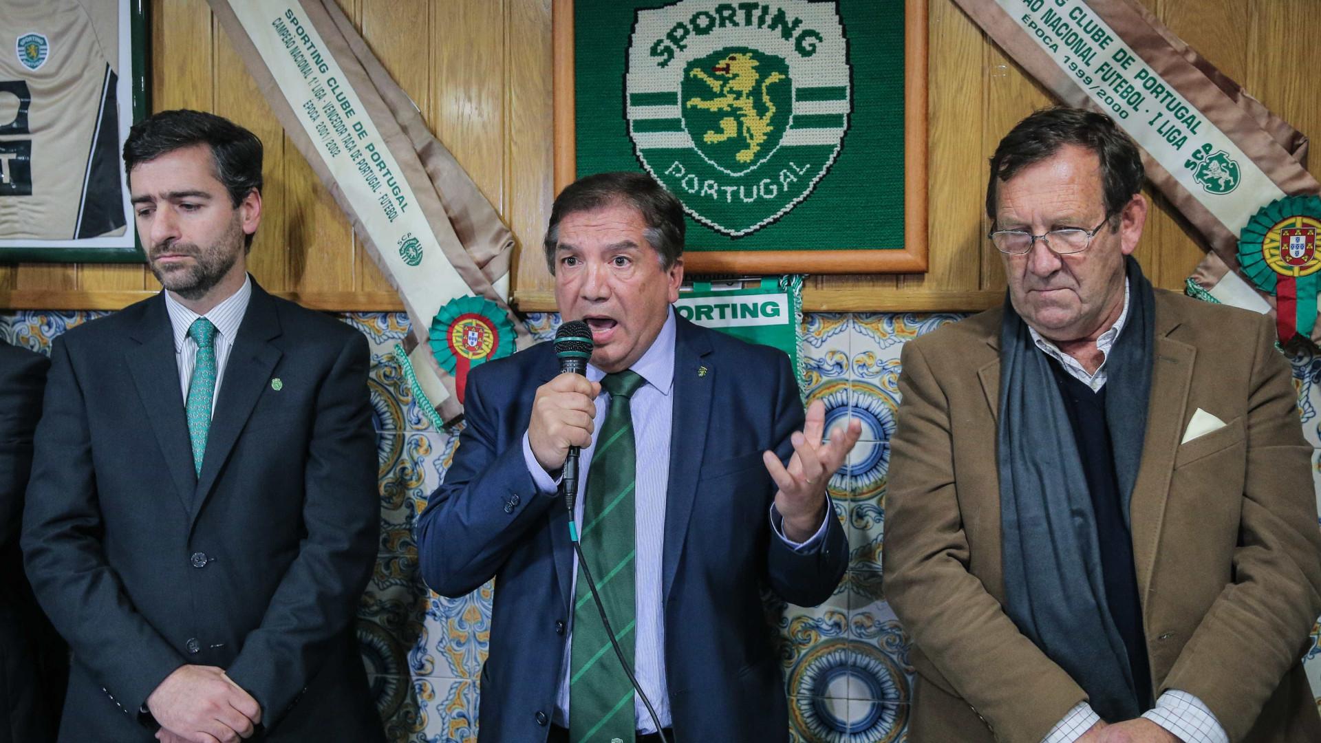 Bruno de Carvalho fala em