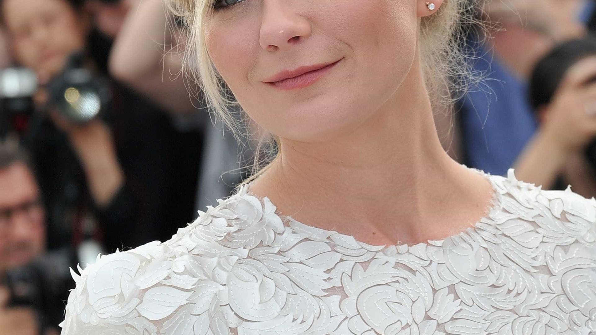 Kirsten Dunst está grávida do primeiro filho