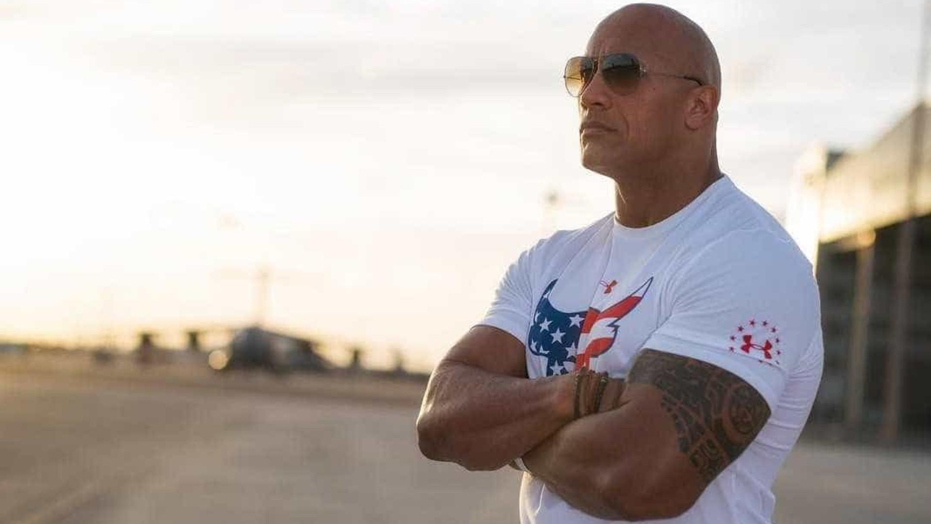 The Rock 'Fora de Controlo' toma conta de liderança do box-office