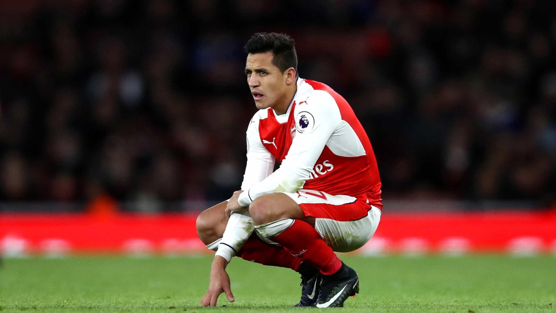 """""""Já tomei a minha decisão mas tenho que entregar a resposta ao Arsenal"""""""
