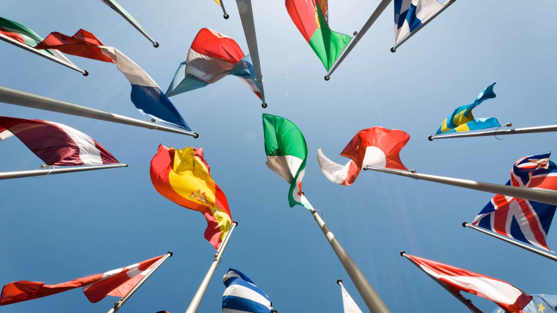 Excedente da balança comercial externa da zona euro recuou em maio