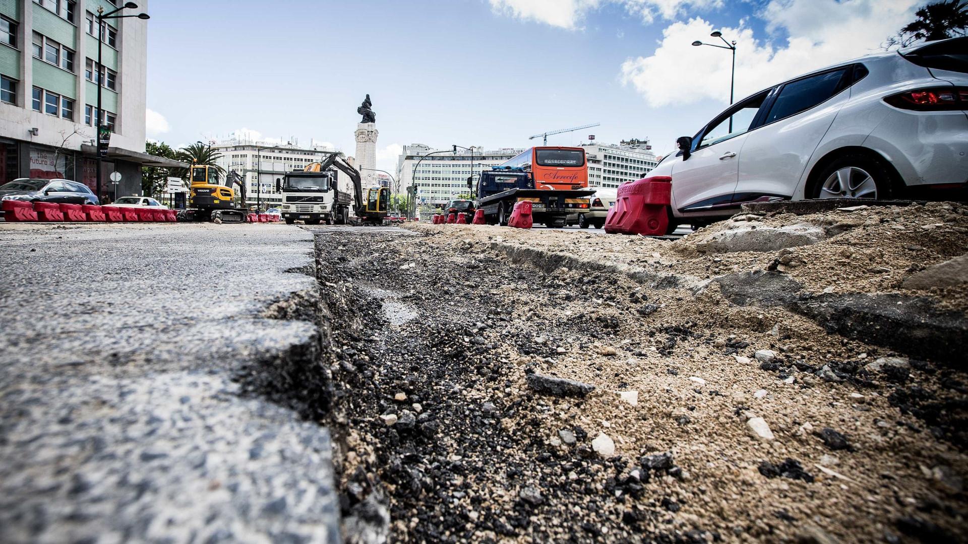 CDS pede isenção de taxas aos comerciantes afetados por obras em Lisboa