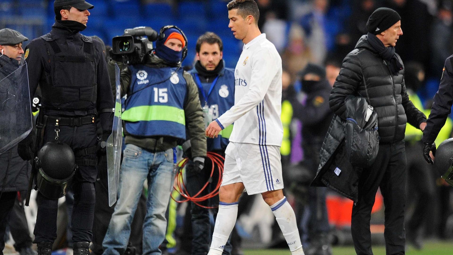 """Hugo Sanchéz: """"Se fosse por mim, mantinha Cristiano Ronaldo"""""""