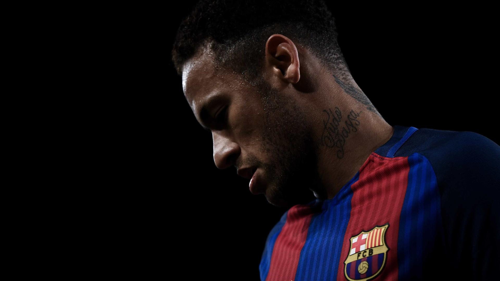 """Barça avisa PSG que 222 milhões de Neymar são para """"depositar na íntegra"""""""