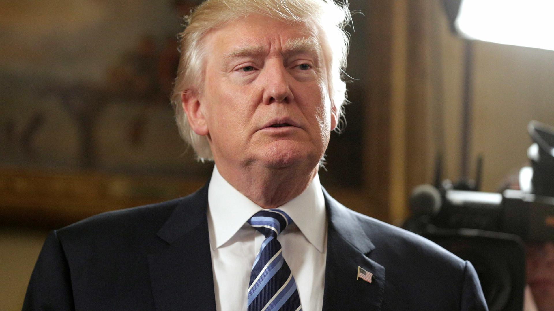 Trump prepara-se para ser avô pela nona vez