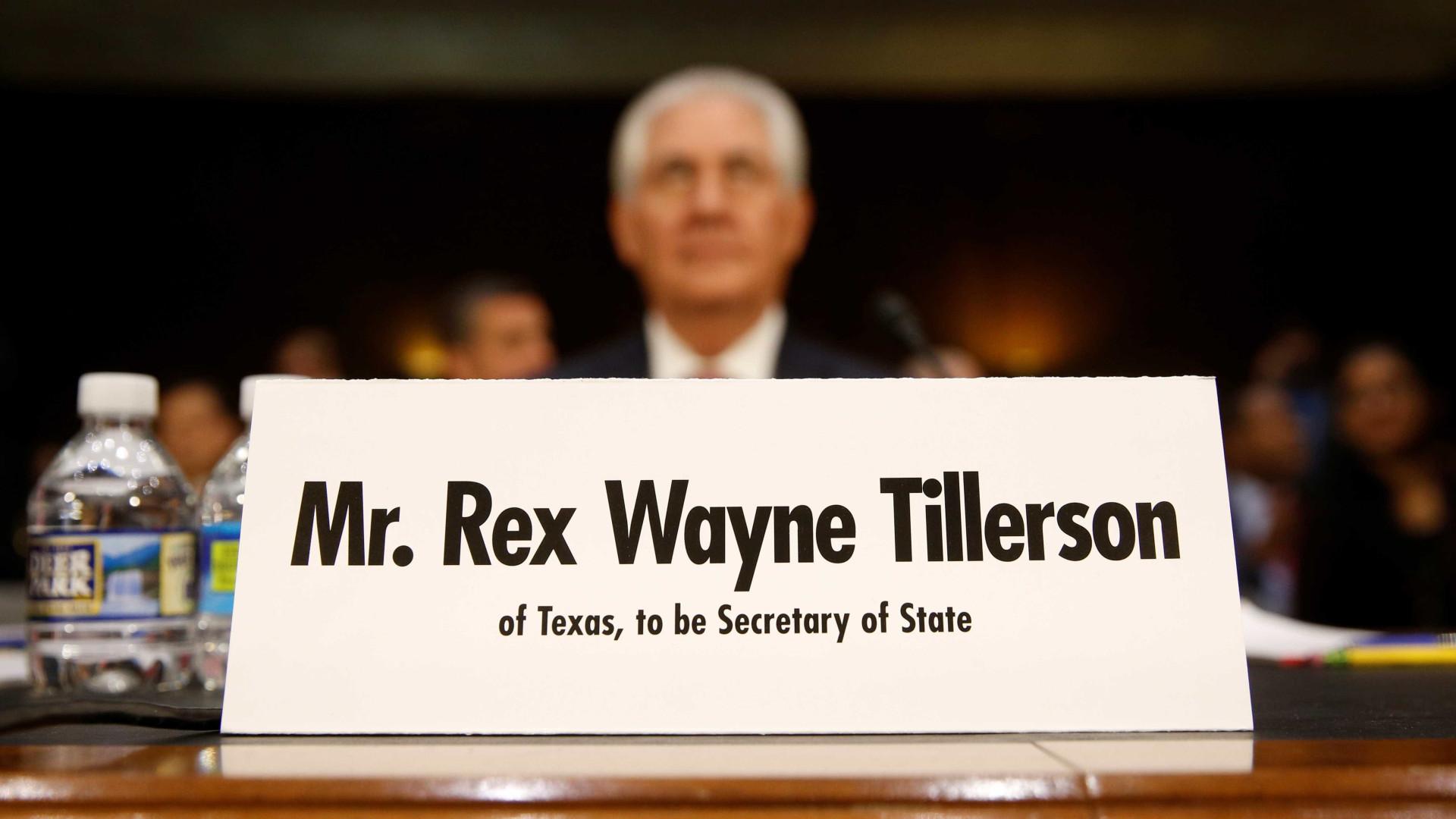 Secretário de Estado norte-americano falha reunião ministerial da NATO
