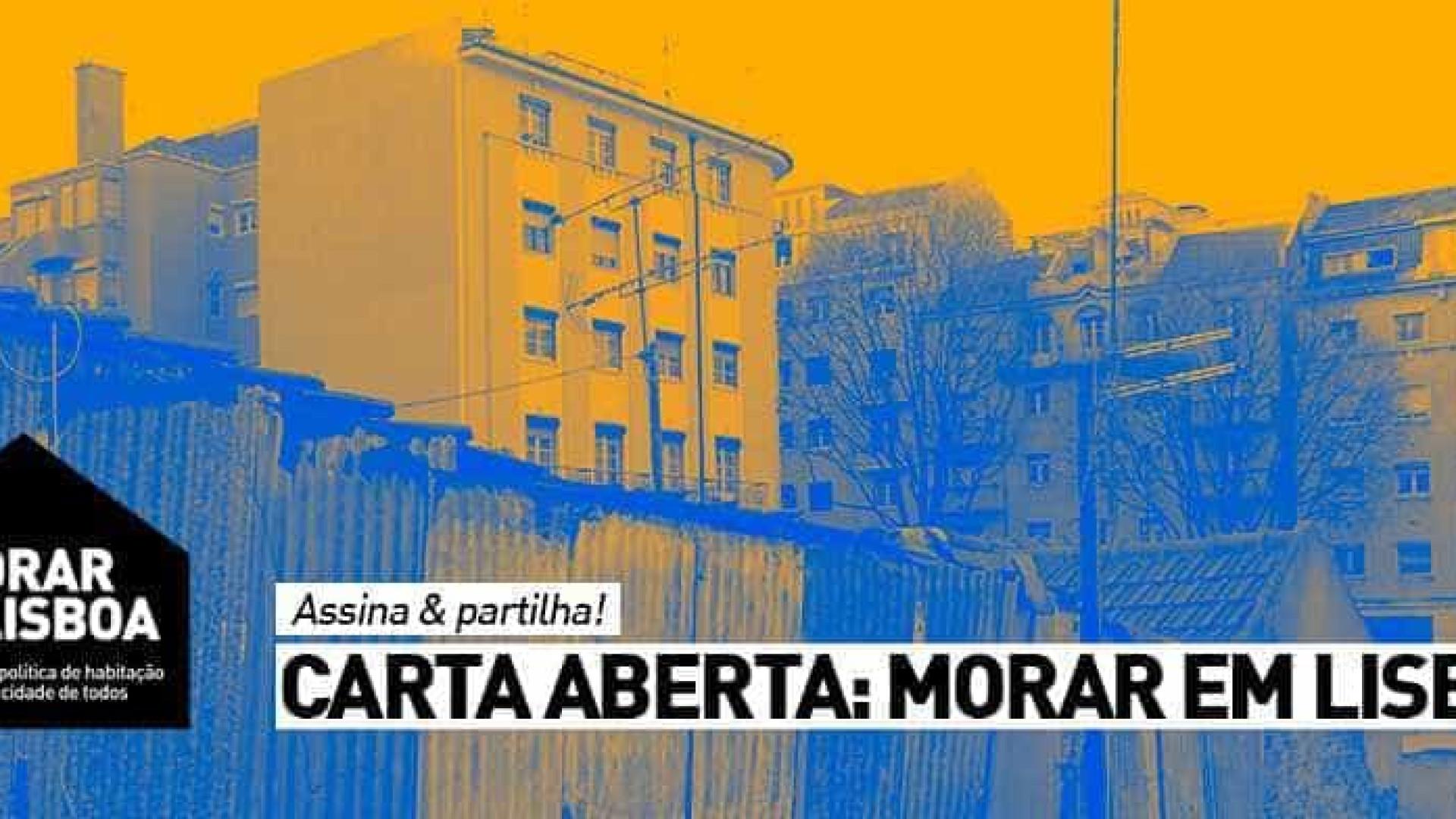Uma petição que pede mudanças para quem mora em Lisboa
