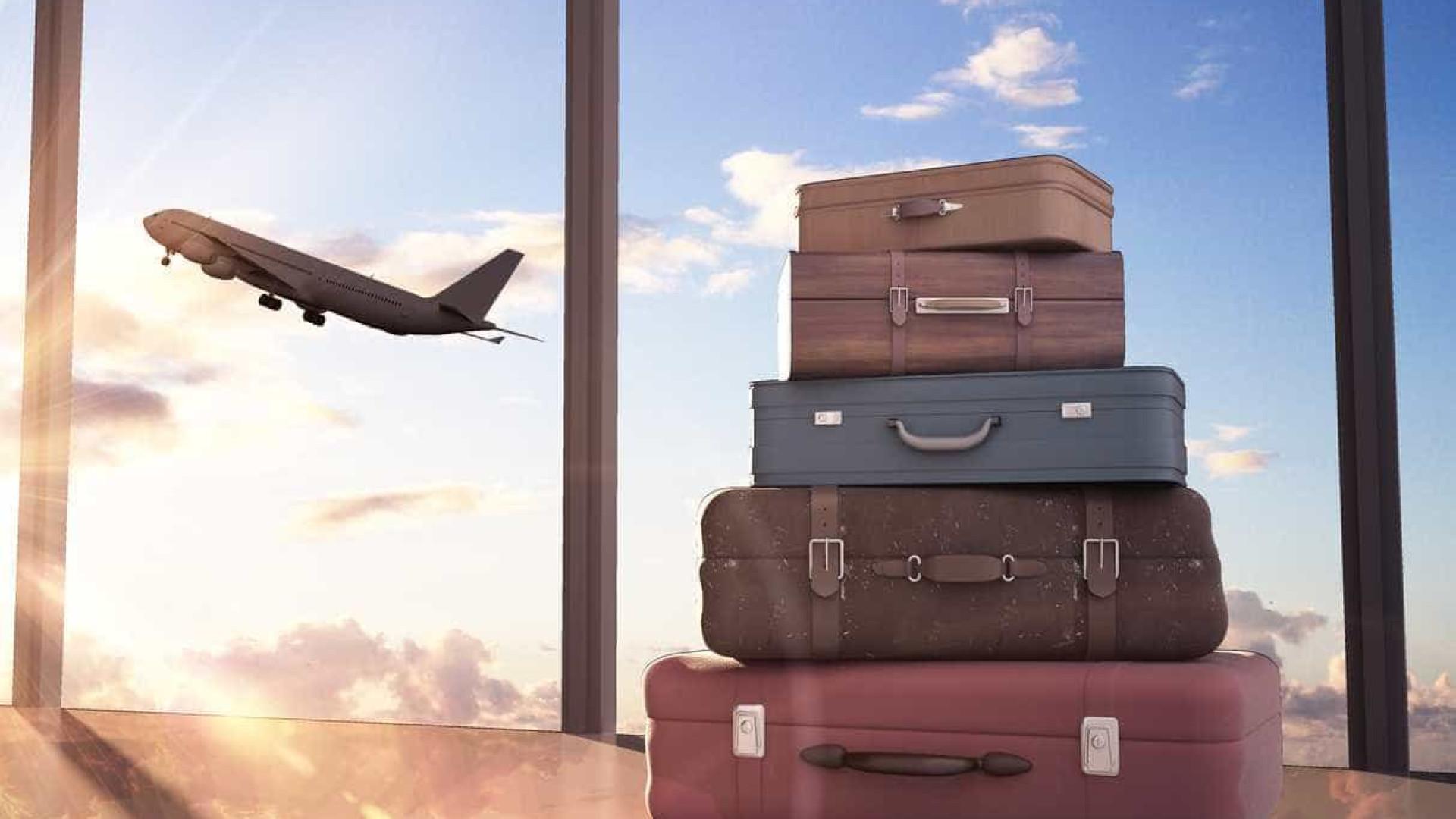Número de portugueses que fez férias fora de casa passou os 50%