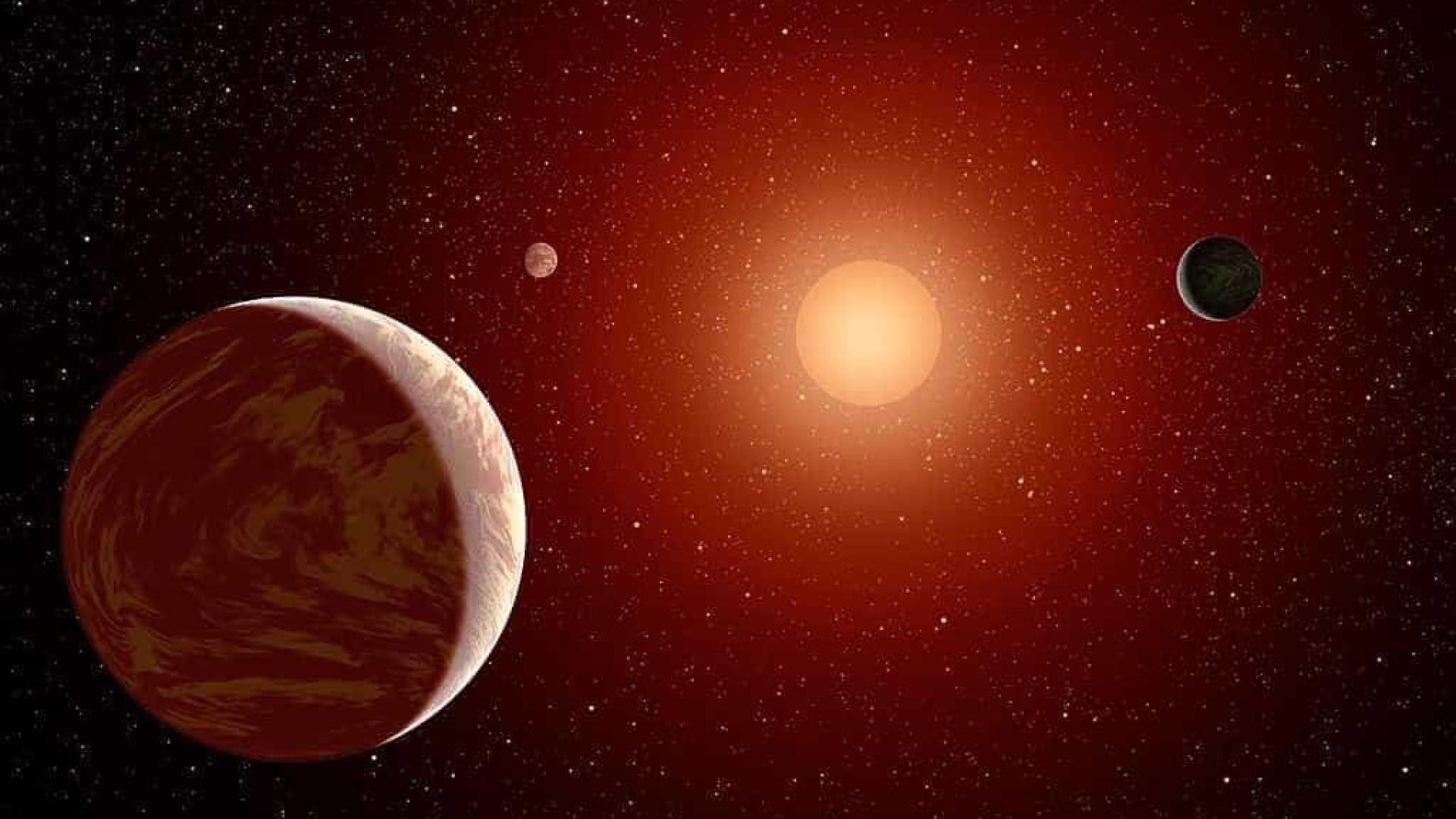 Resultado de imagem para NASA planeia viagem a outro sistema solar