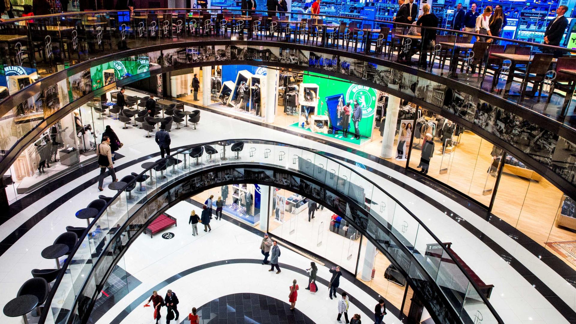 Confiança dos consumidores inalterada em maio na zona euro e UE