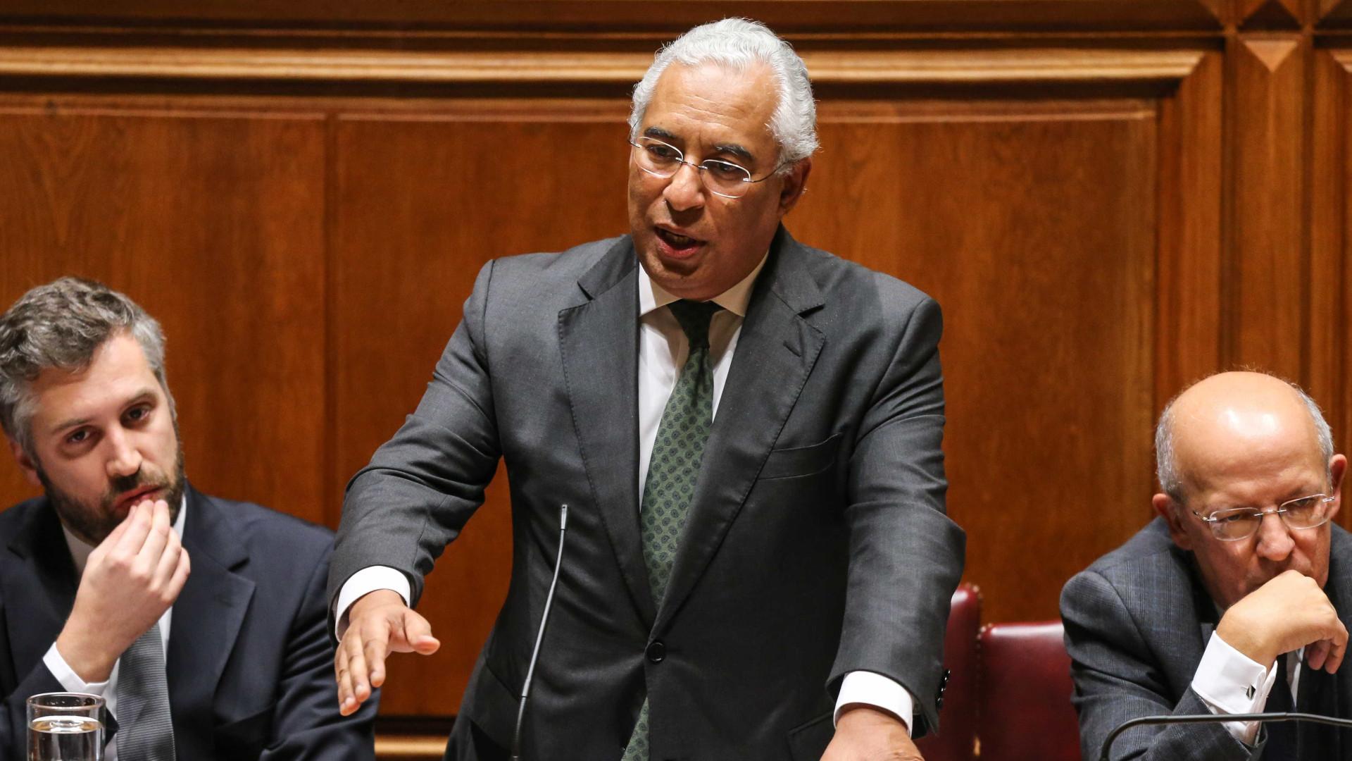 Primeiro-ministro anuncia que o IRC vai baixar para empresas do interior
