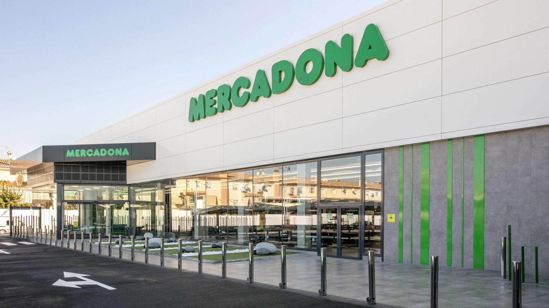 Mercadona começa conquista de Portugal com supermercados no Grande Porto