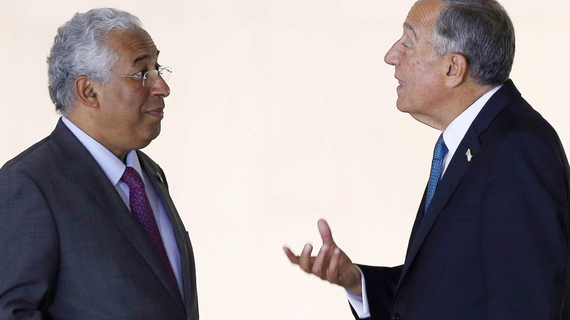 Só Portugal leva Presidente e primeiro-ministro às cimeiras CPLP