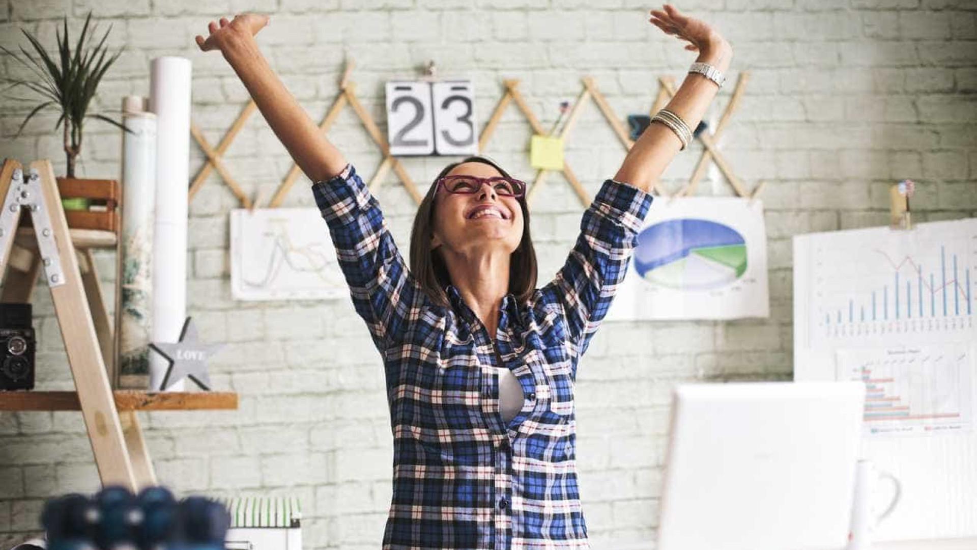 O hábito da felicidade. Sabe que pode construir a sua?