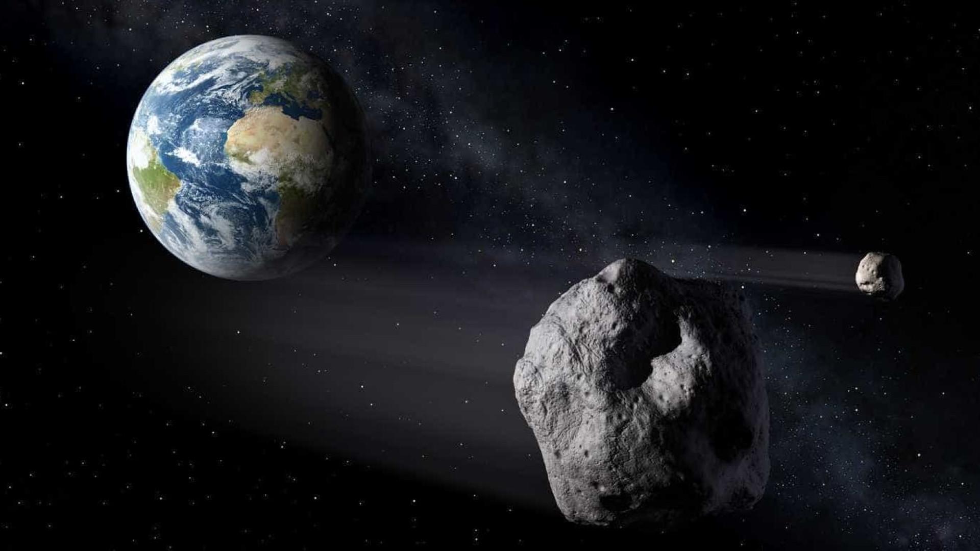 Asteróide do tamanho de uma casa passará próximo da Terra esta semana
