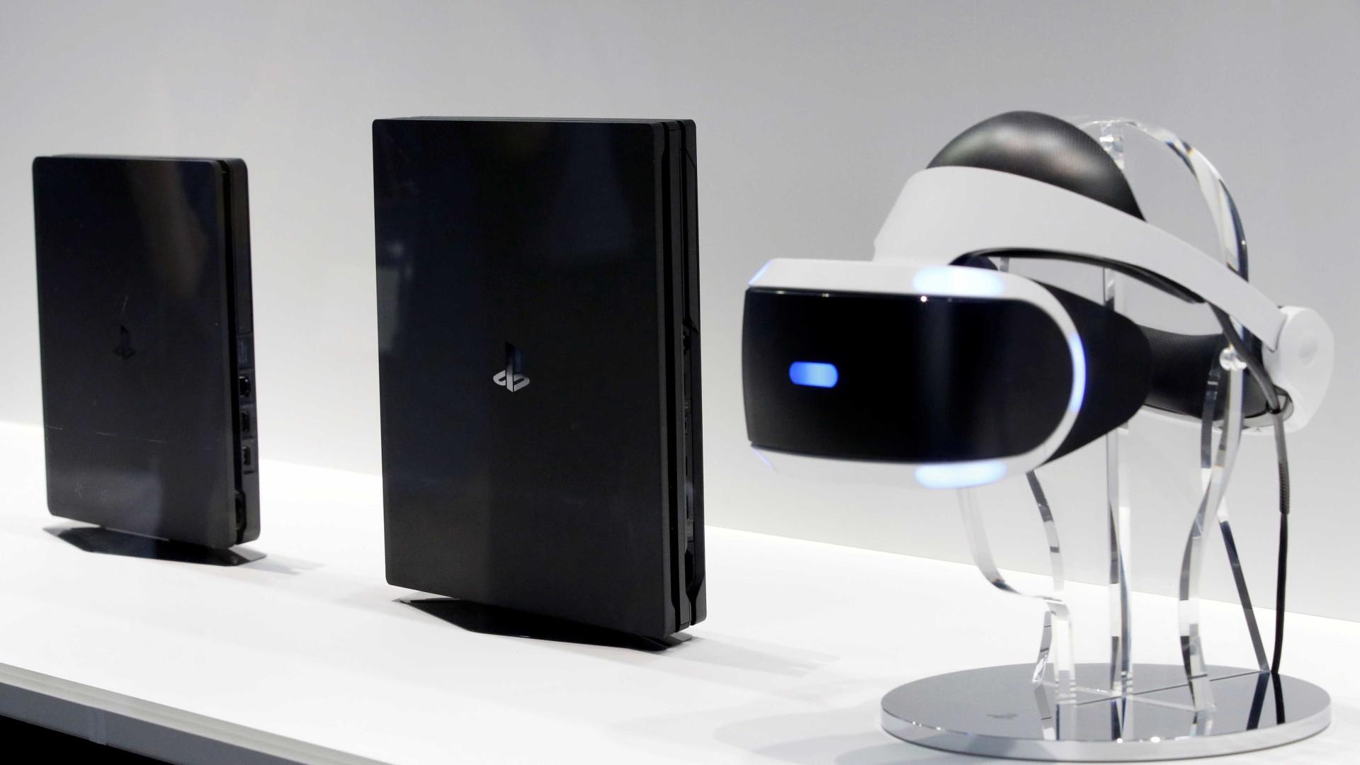 Realidade virtual da Sony continua a exibir números animadores