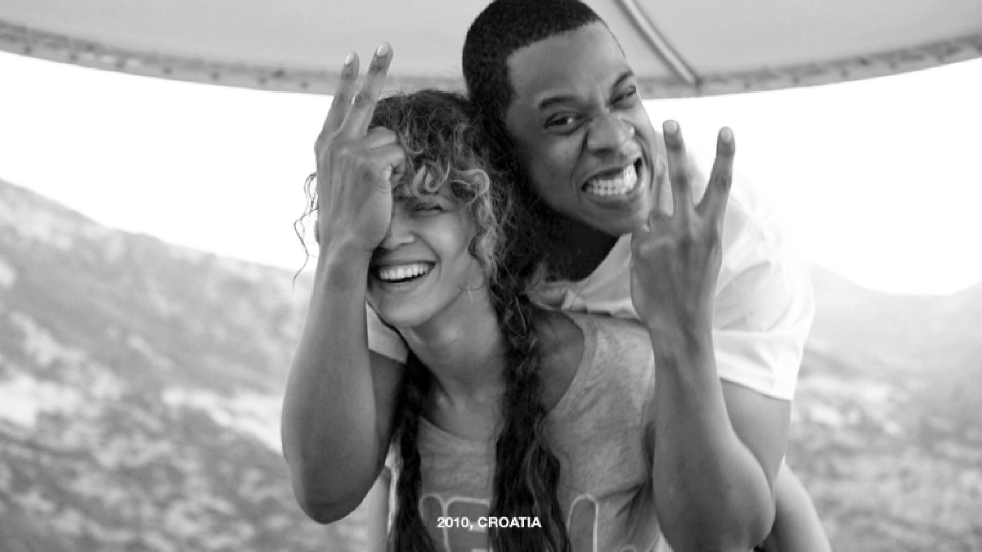 Beyoncé abalada com indireta sobre traição do marido