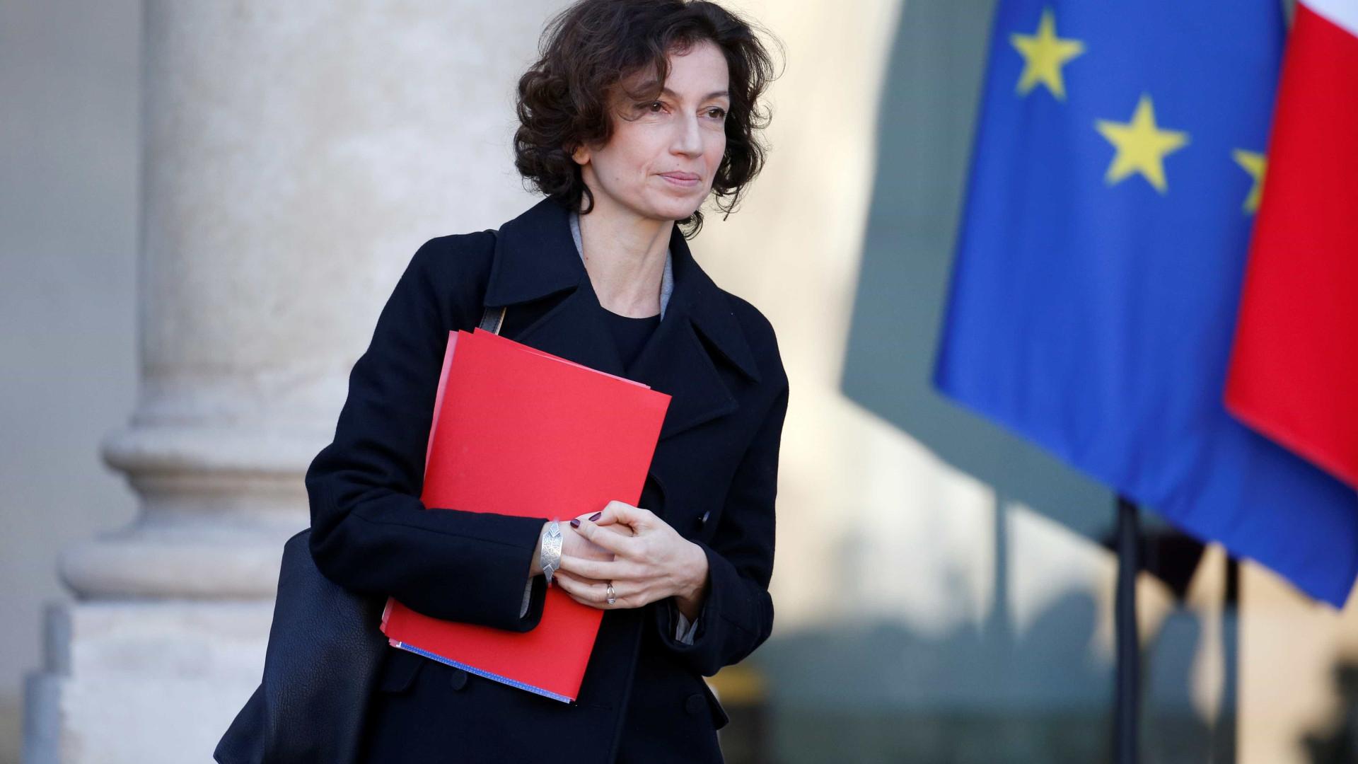 Francesa Audrey Azoulay eleita diretora-geral da UNESCO