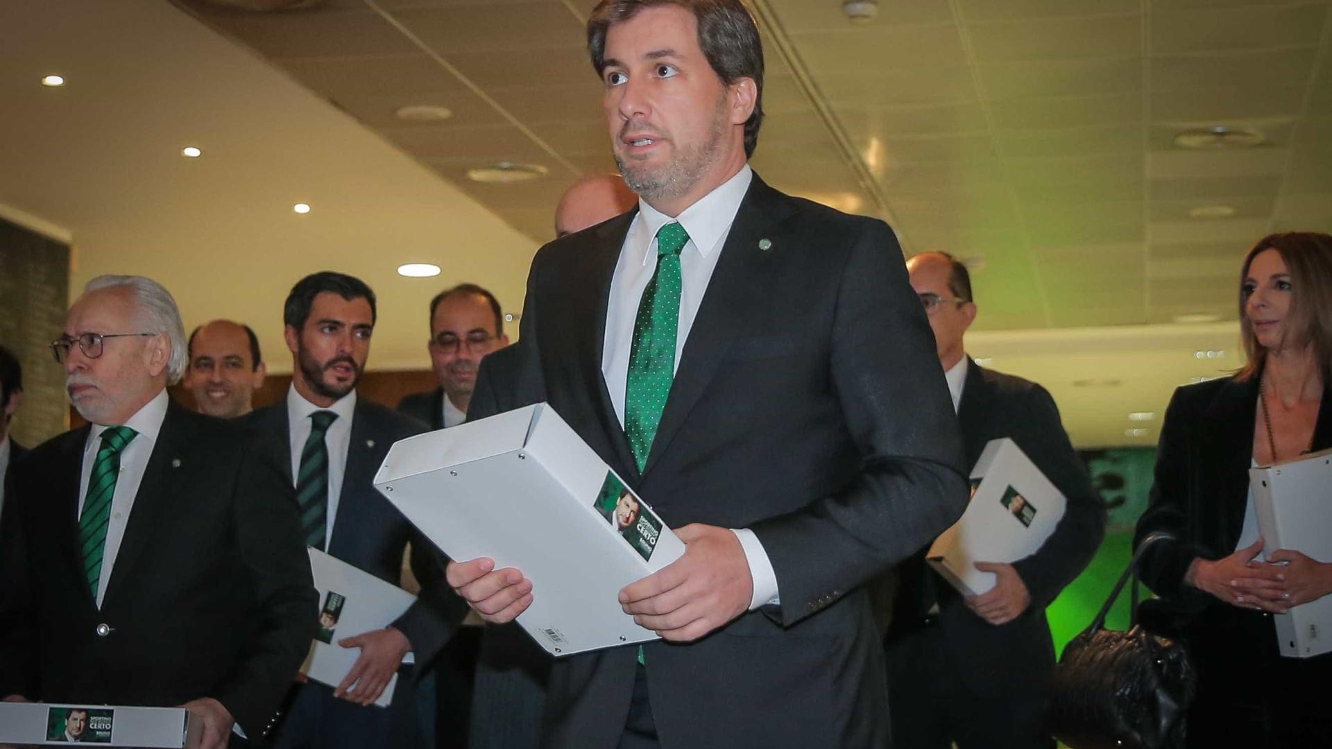 Bruno de Carvalho na Costa Rica para abrir nova academia leonina
