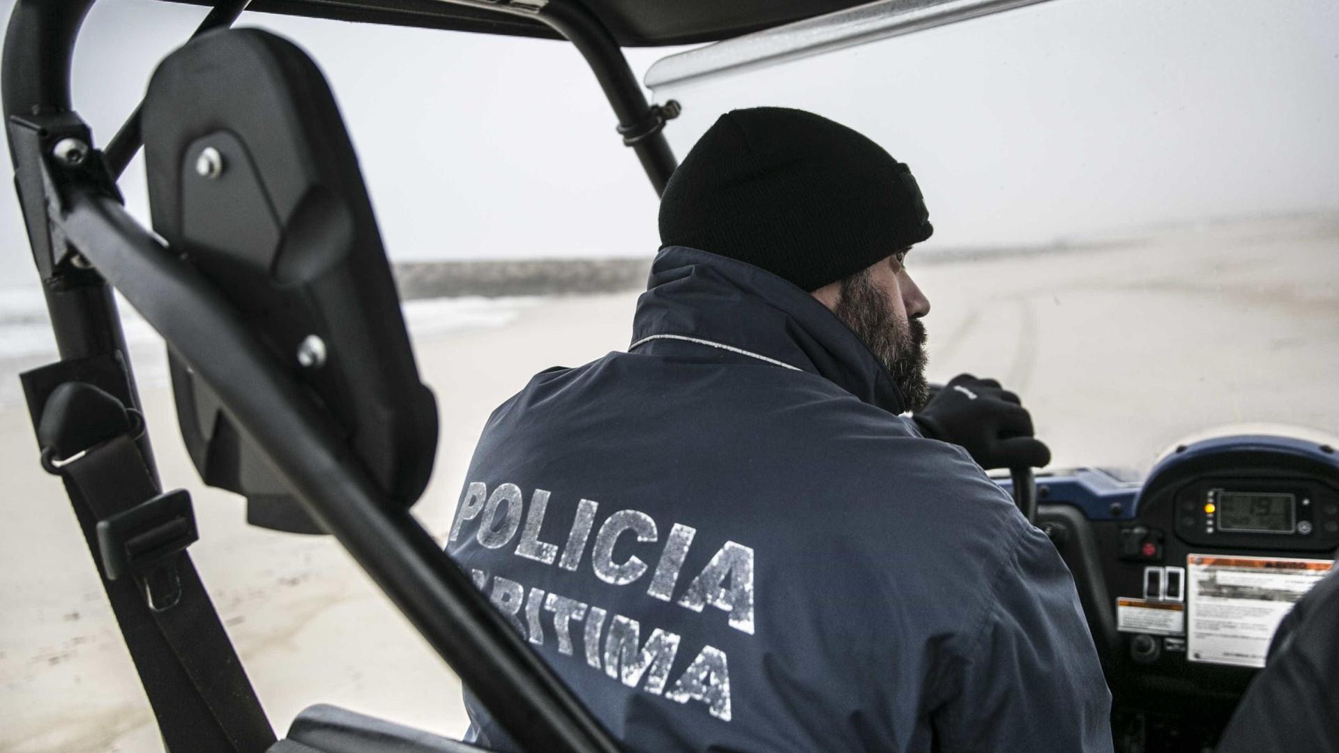 Buscas por pescador desaparecido em Alcabideche continuam durante a noite