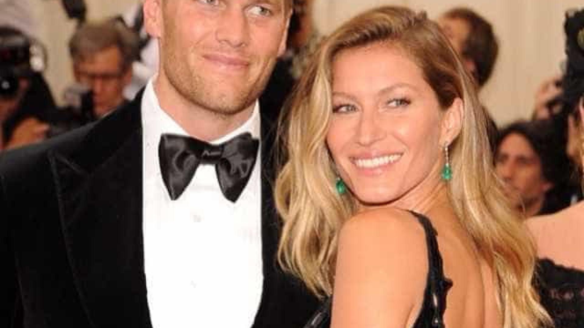 Foi assim que Gisele Bündchen foi pedida em casamento por Tom Brady
