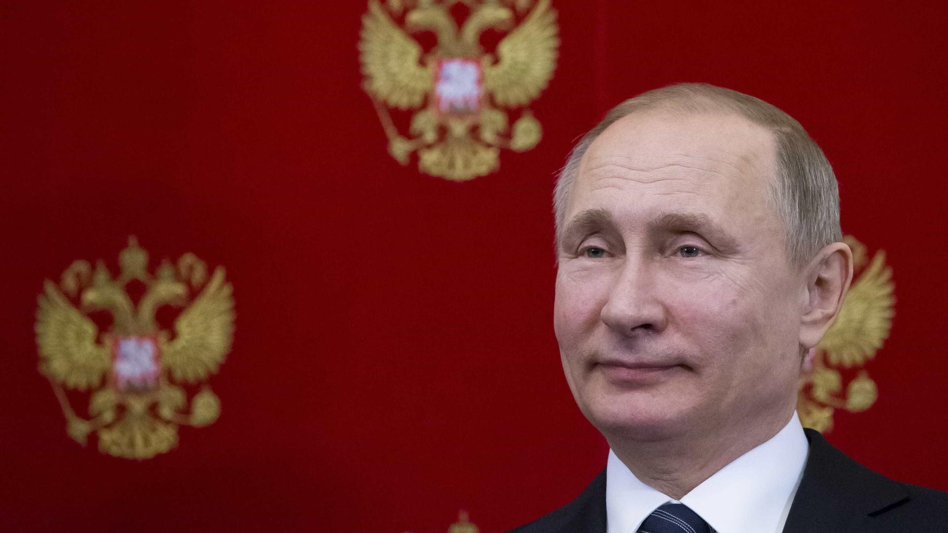 Russos terão gasto 83 500 euros em propaganda nas eleições dos EUA