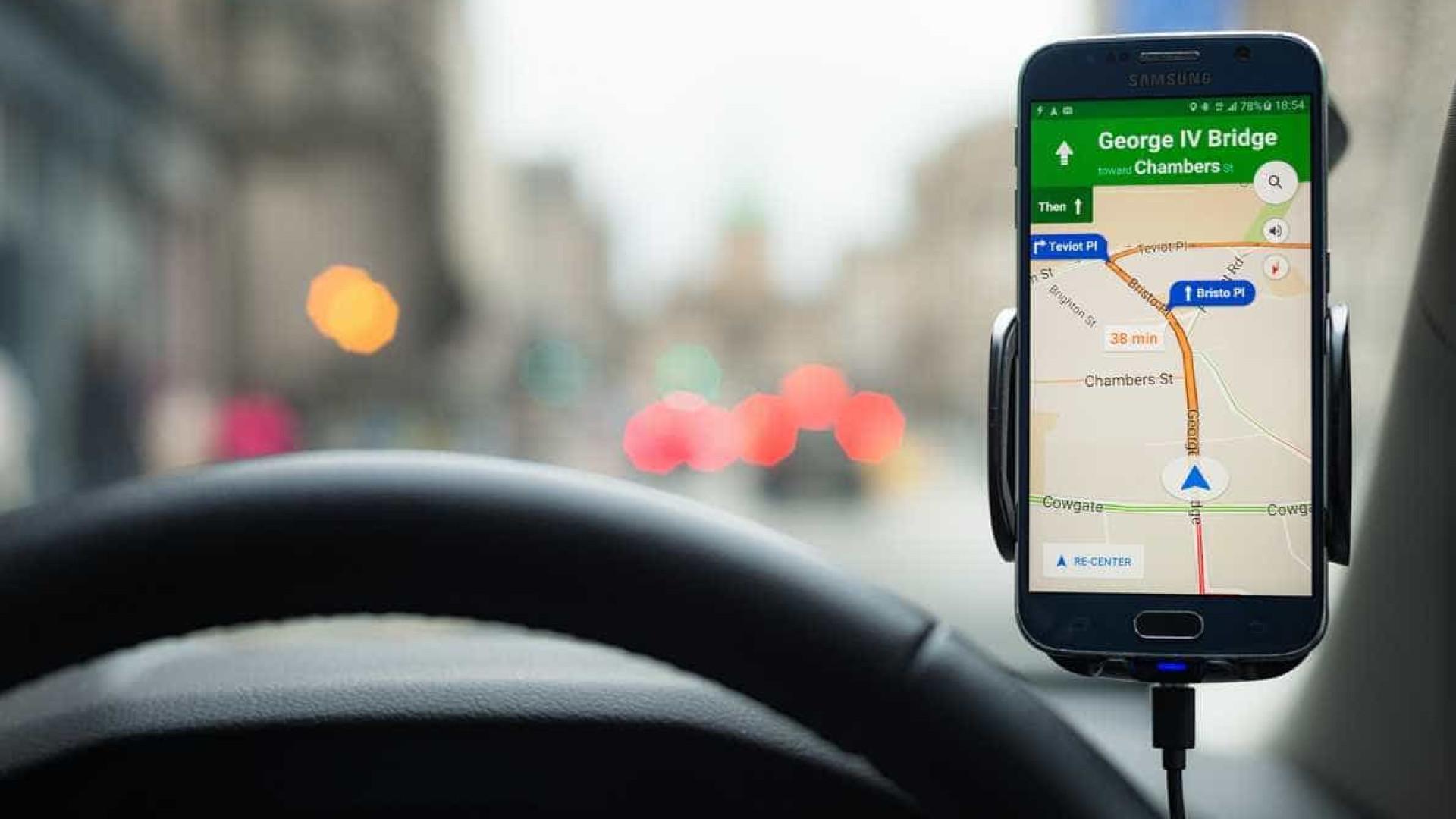 Com o Google Maps nunca mais se vai esquecer onde estacionou o carro
