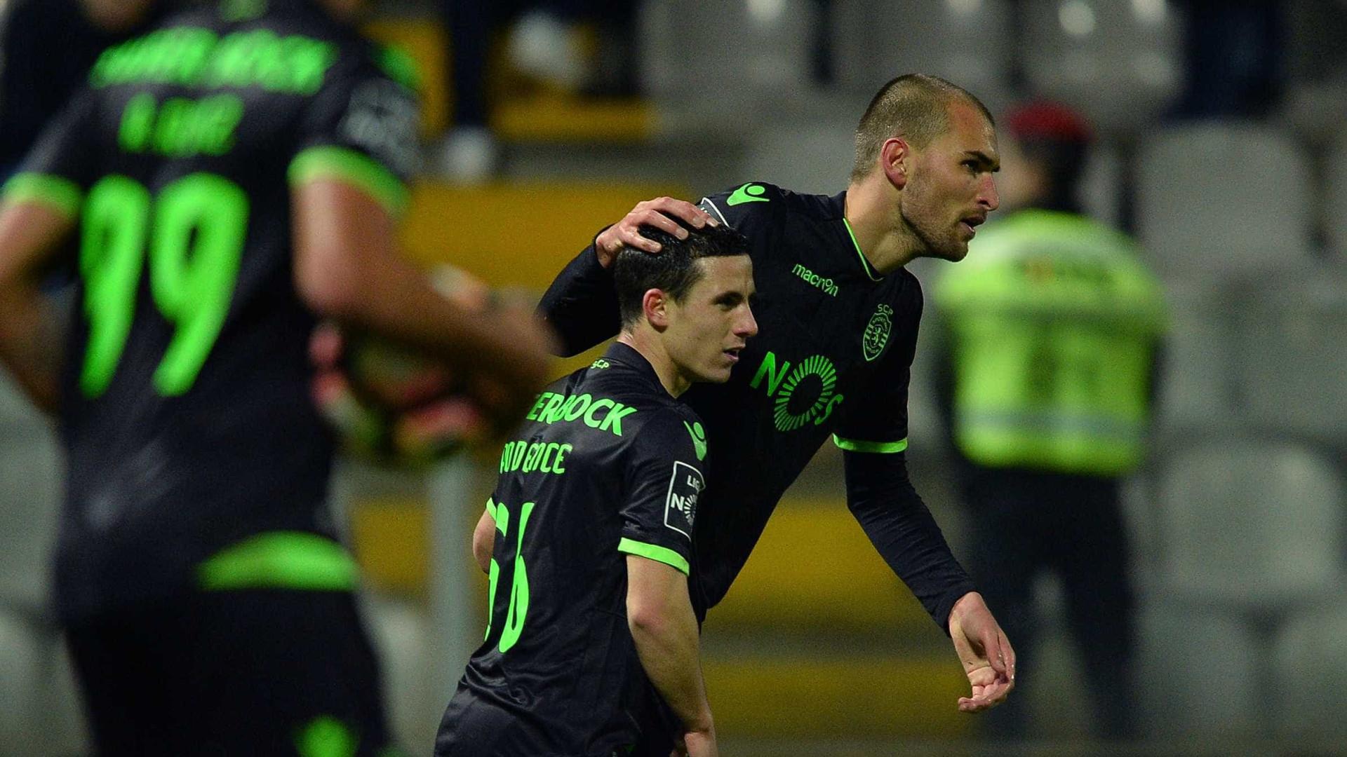 Jorge Jesus deixa 'cair' sete jogadores para a visita ao Moreirense