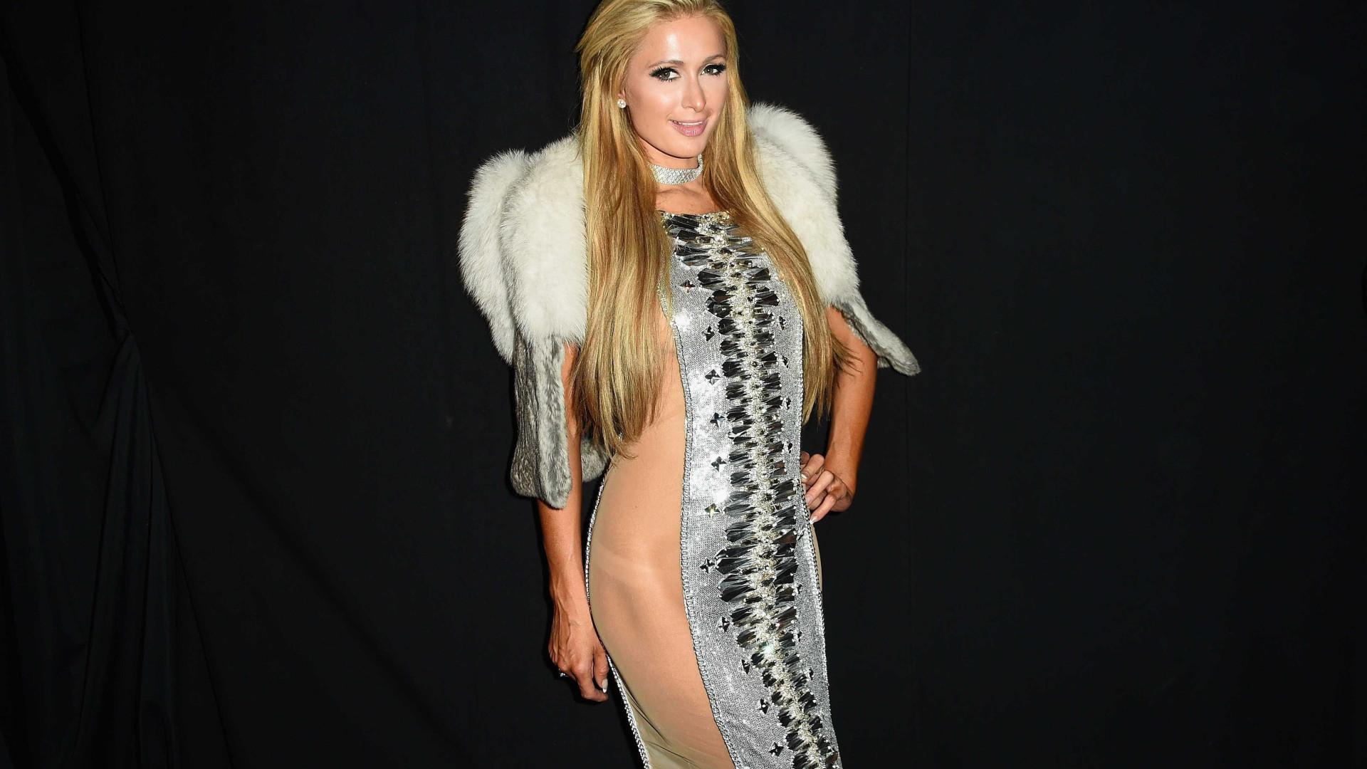 Acusações de assédio sexual: Paris Hilton defende Trump