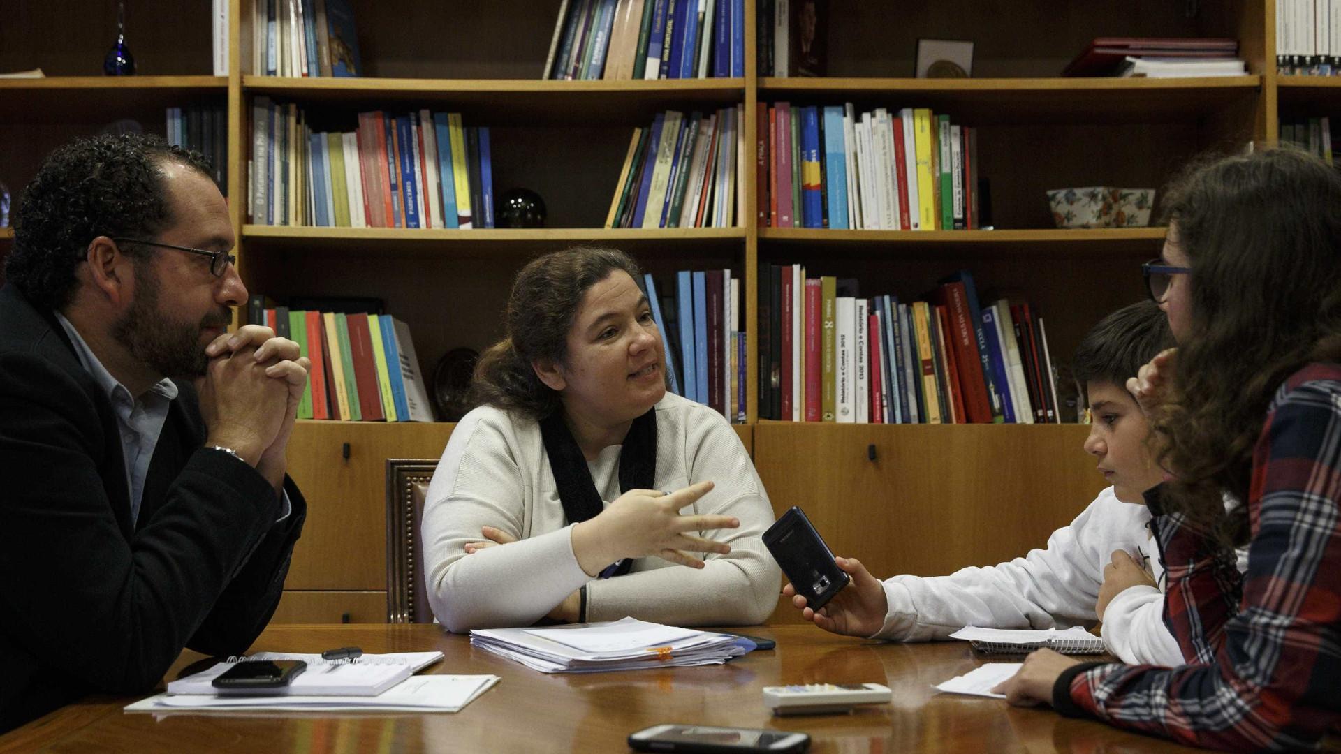 Governo promete descongelamento faseado da carreira docente