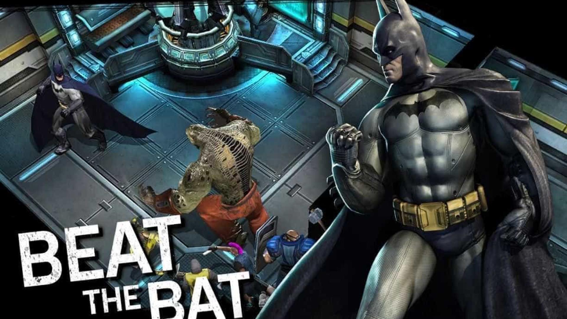 O Batman já está no Android. Está preparado para o combater?