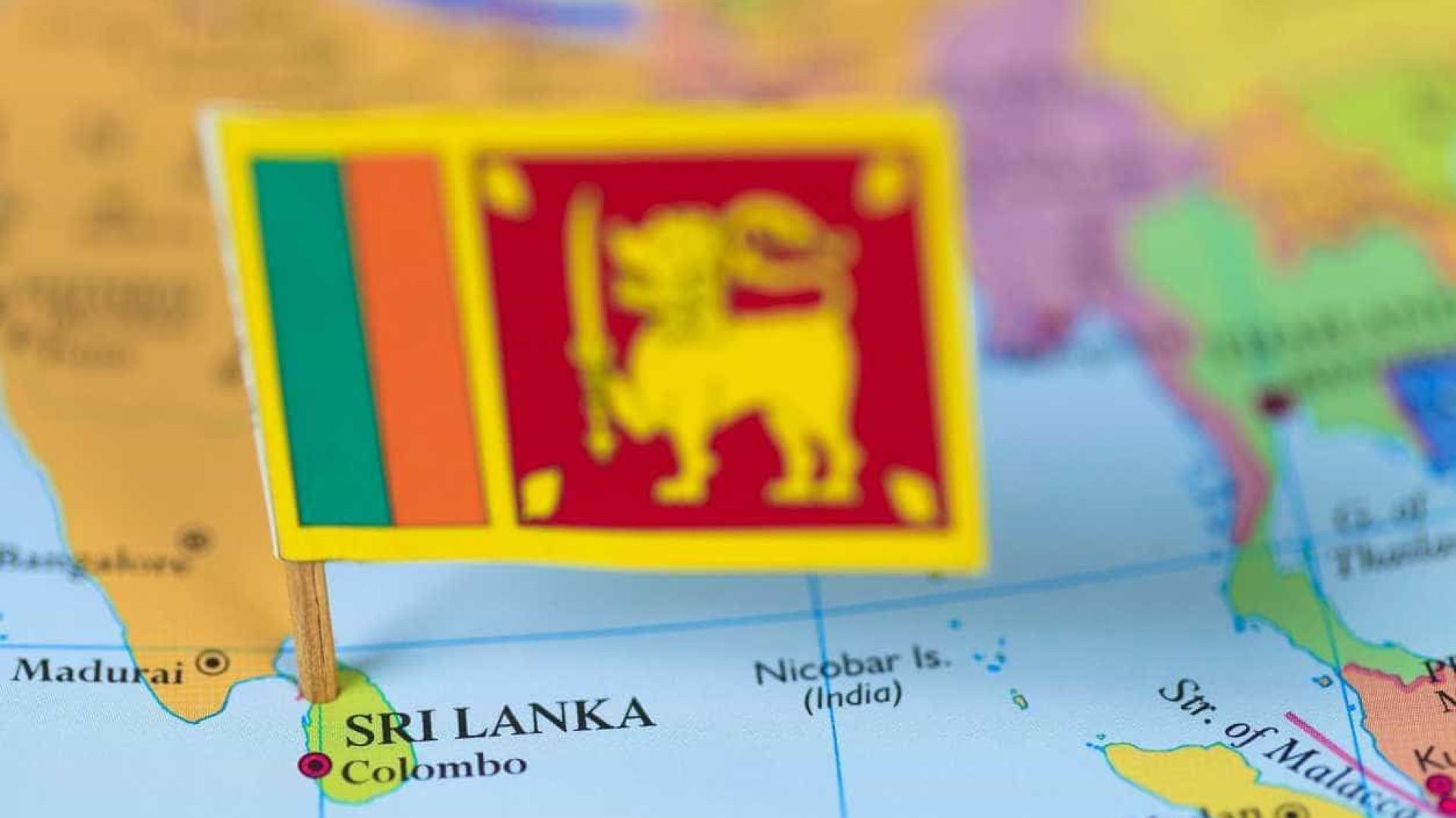 Pelo menos sete pessoas morreram em colapso de edifício no Sri Lanka