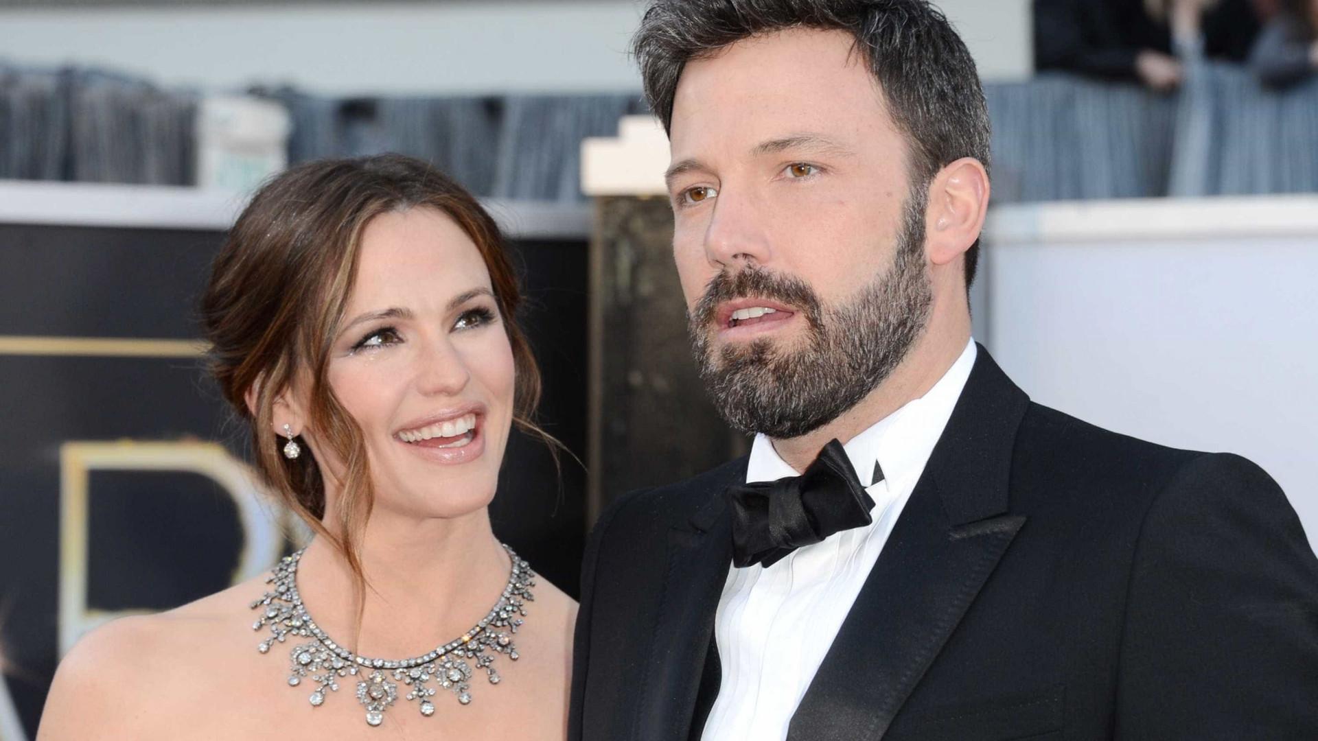 Ben Affleck vai passar o Dia de Ação de Graças com a ex-mulher