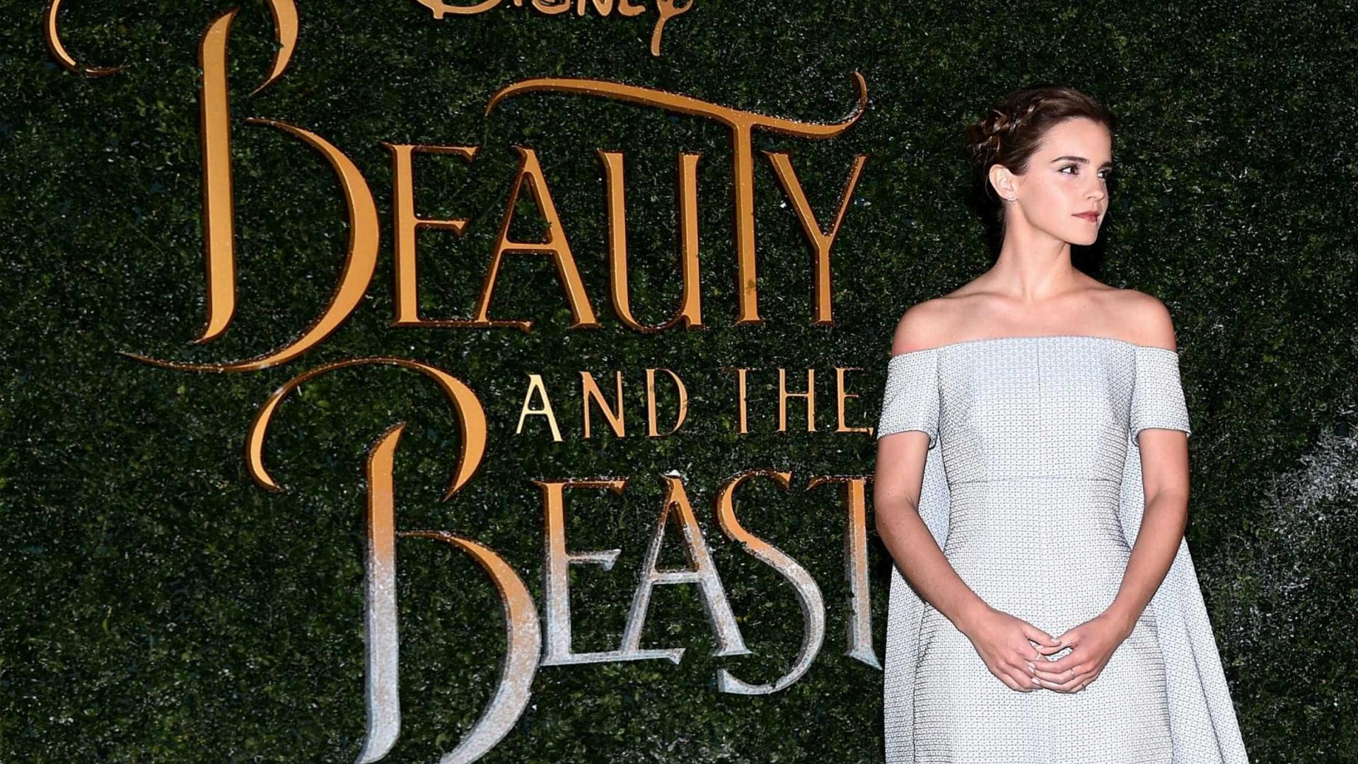 'A Bela e o Monstro' dançaram até ao topo da liderança do box-office
