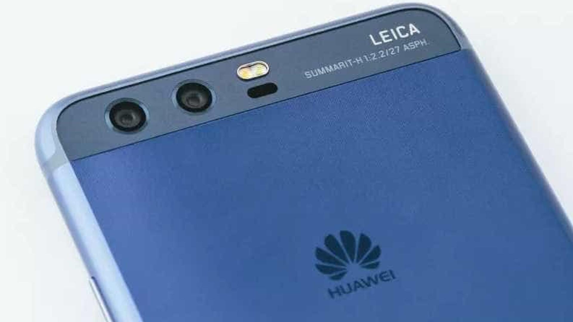 A Huawei está quase a apanhar a Apple
