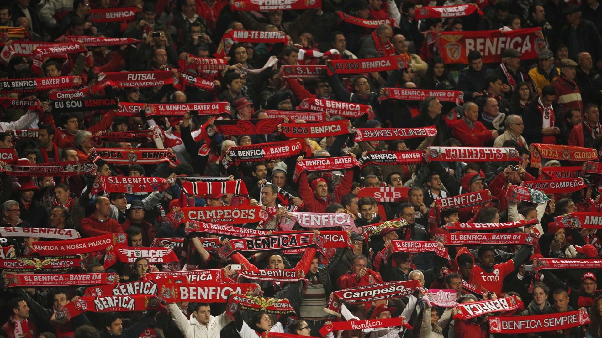 'Novo Apito Dourado': AF de Braga leva Benfica ao Ministério Público