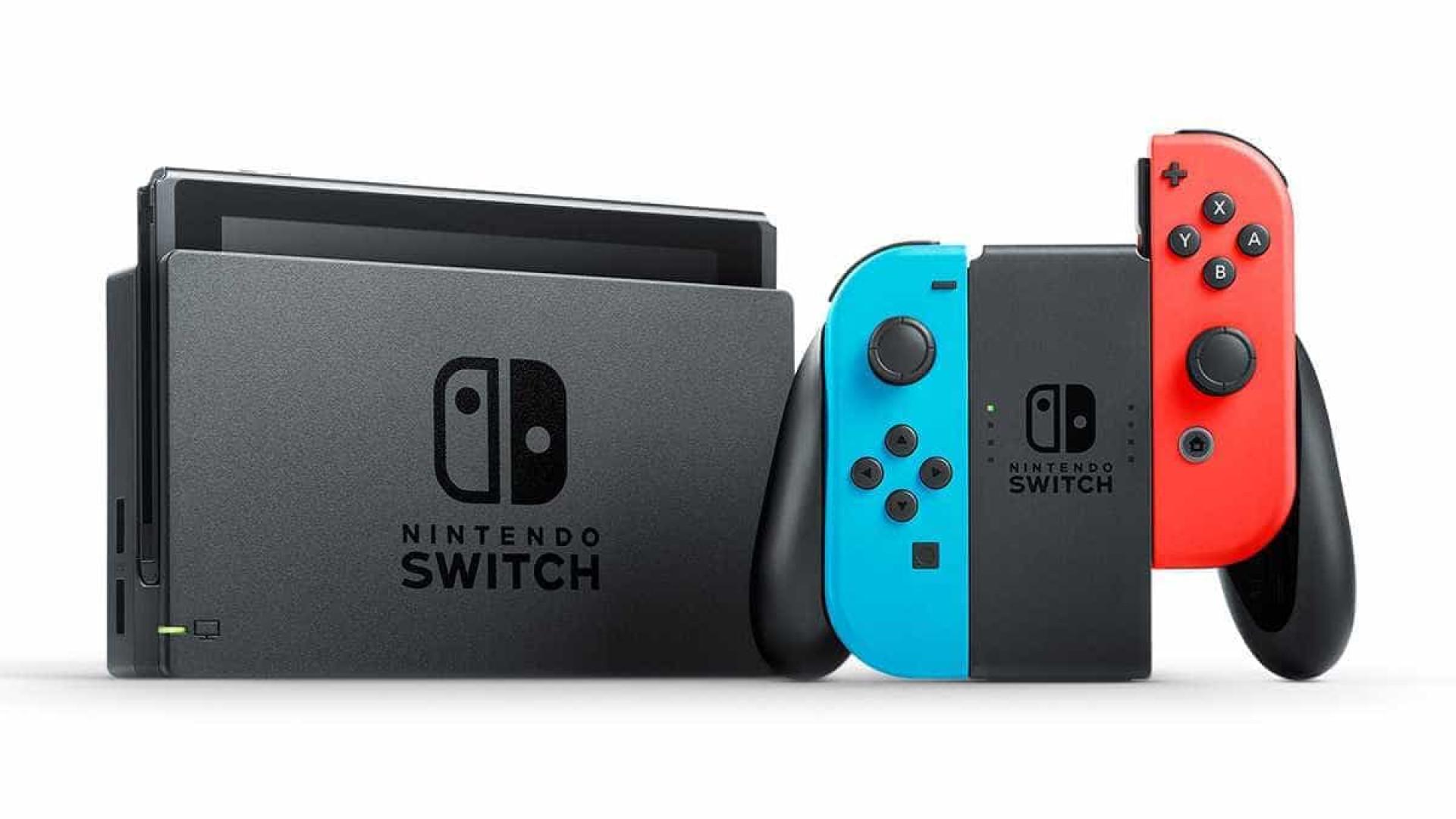 Switch já ultrapassou vendas totais da antecessora no Japão