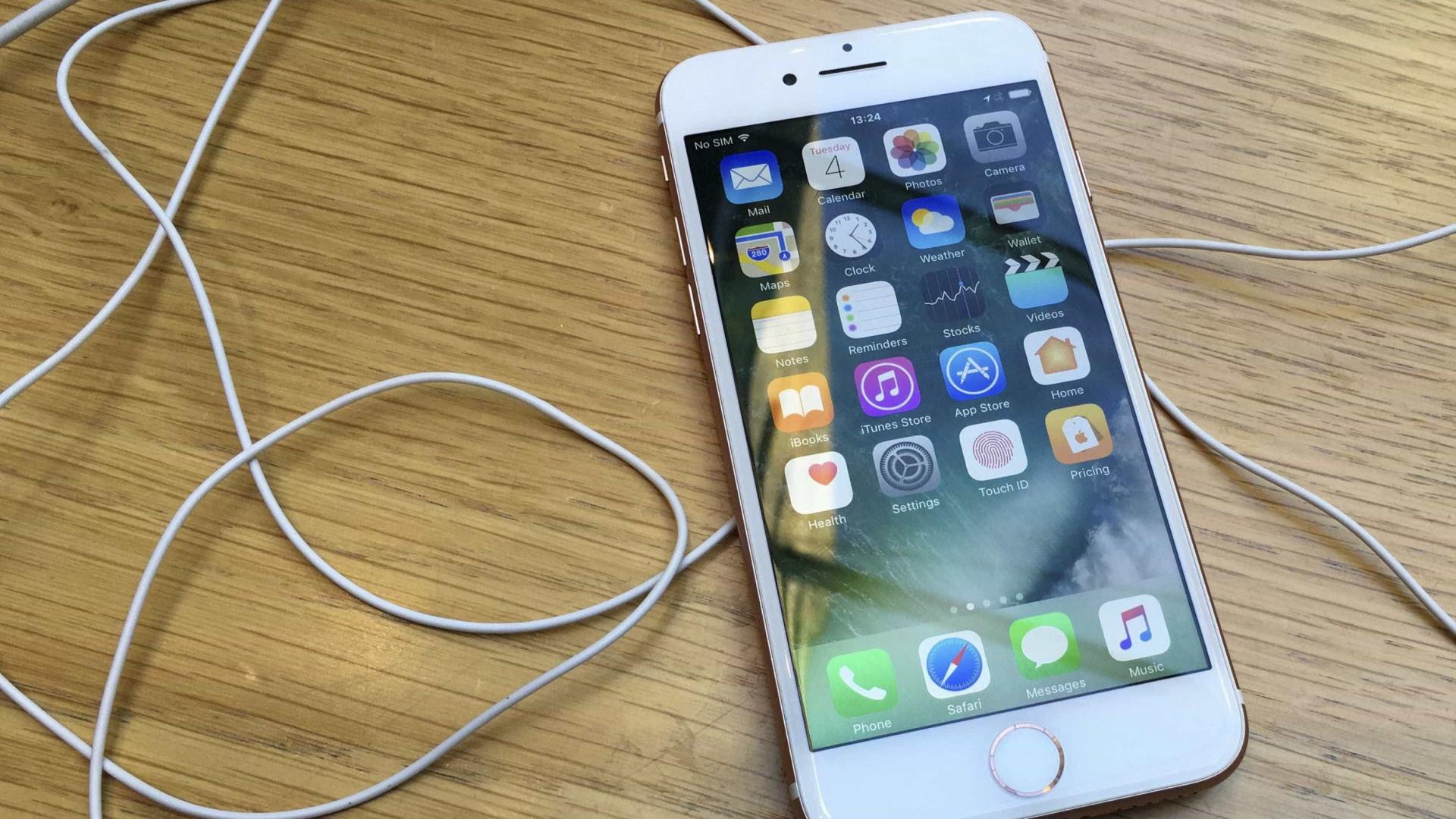Só este ano chegarão ao mercado mais de cem milhões novos iPhones