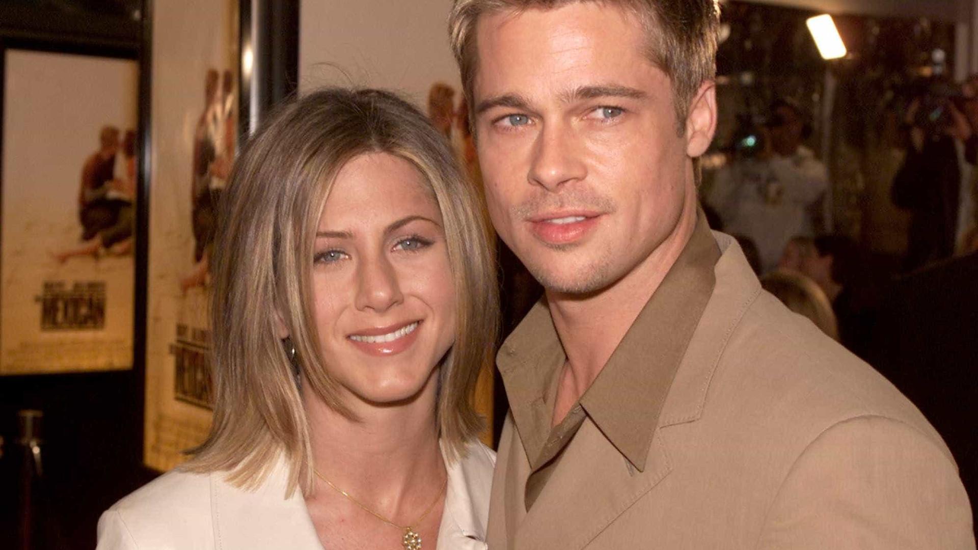 Jennifer Aniston e Brad Pitt querem 'oficializar' a amizade nos Óscares