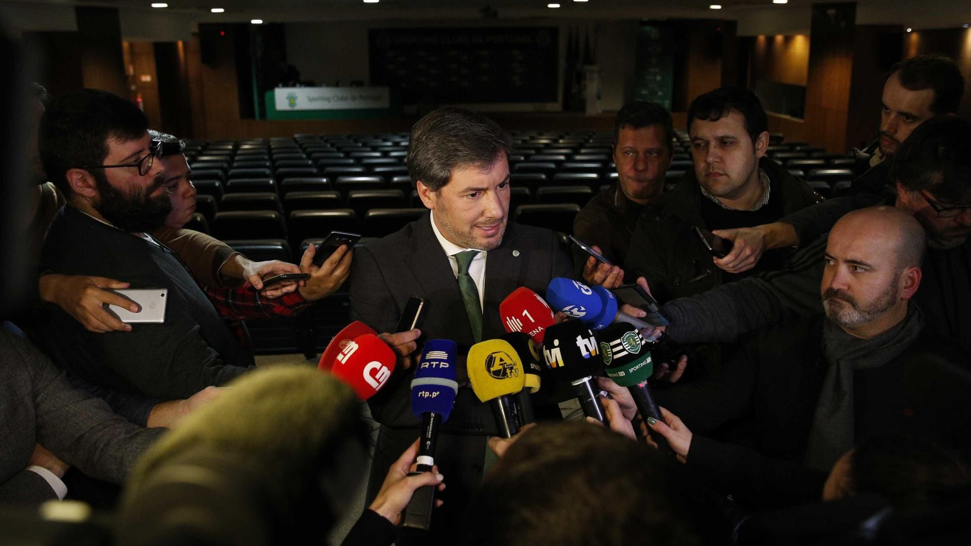 Bruno de Carvalho já admite negociar William, mas sob uma condição