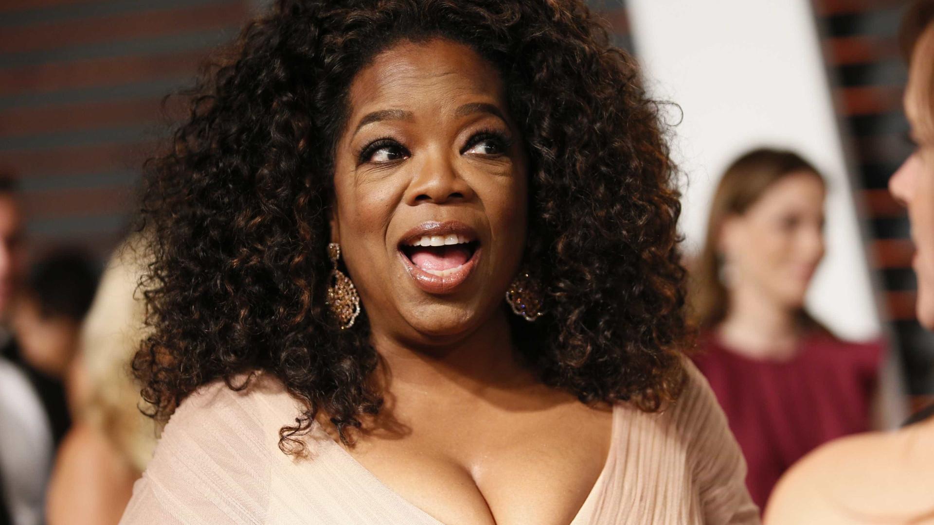 Oprah Winfrey vai receber prémio de carreira Cecil B. DeMille