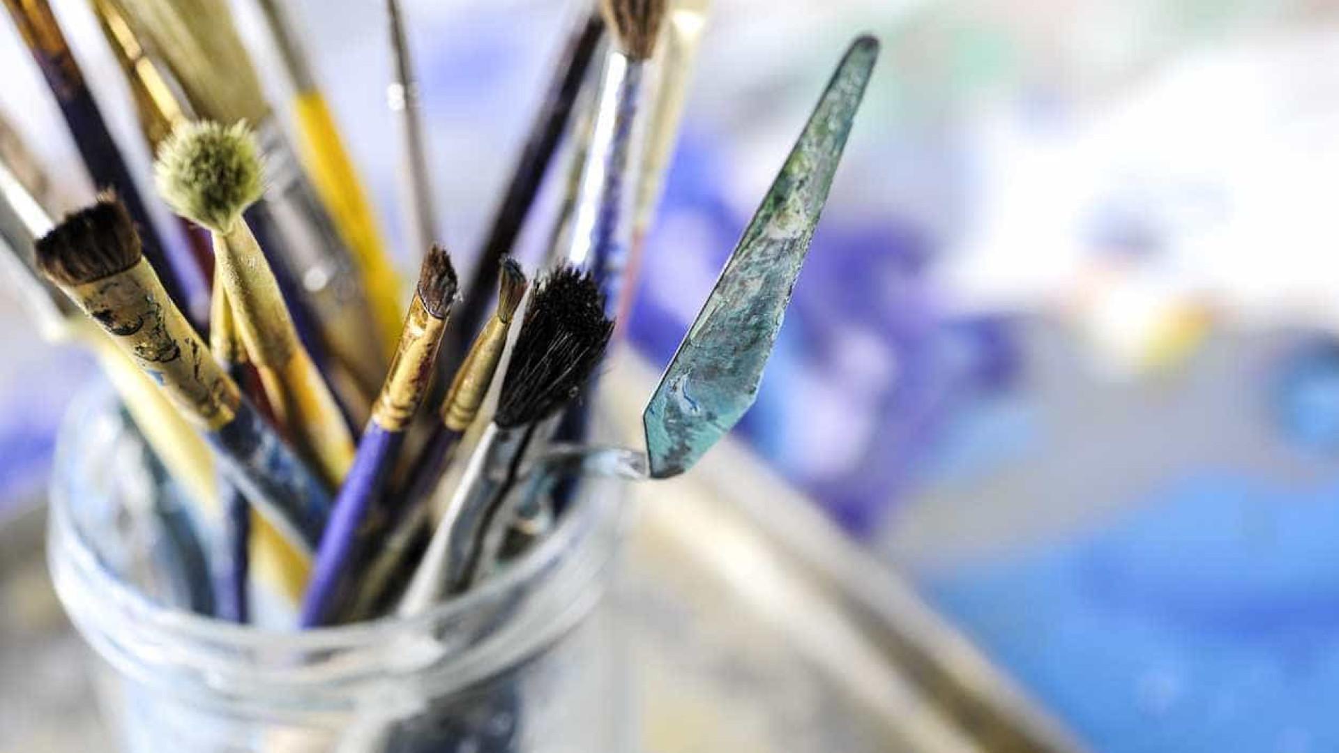 Artista plástico Mário Rodrigues morreu segunda-feira em Santarém