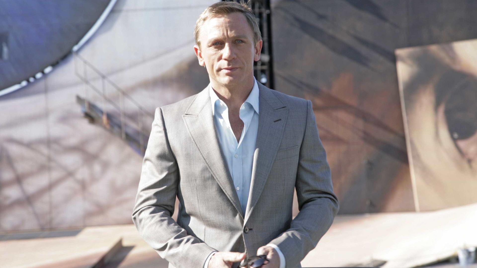 Daniel Craig vê o seu futuro em cartas de tarot