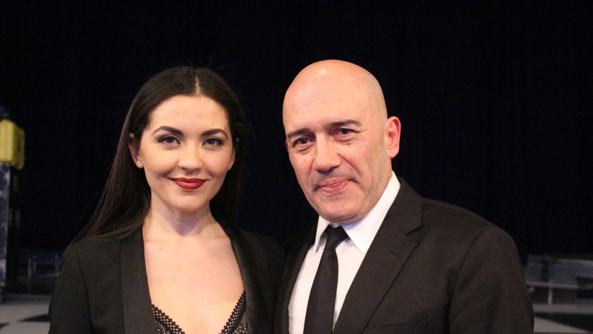 Sara Barradas dá pista sobre o nome escolhido para a primeira filha
